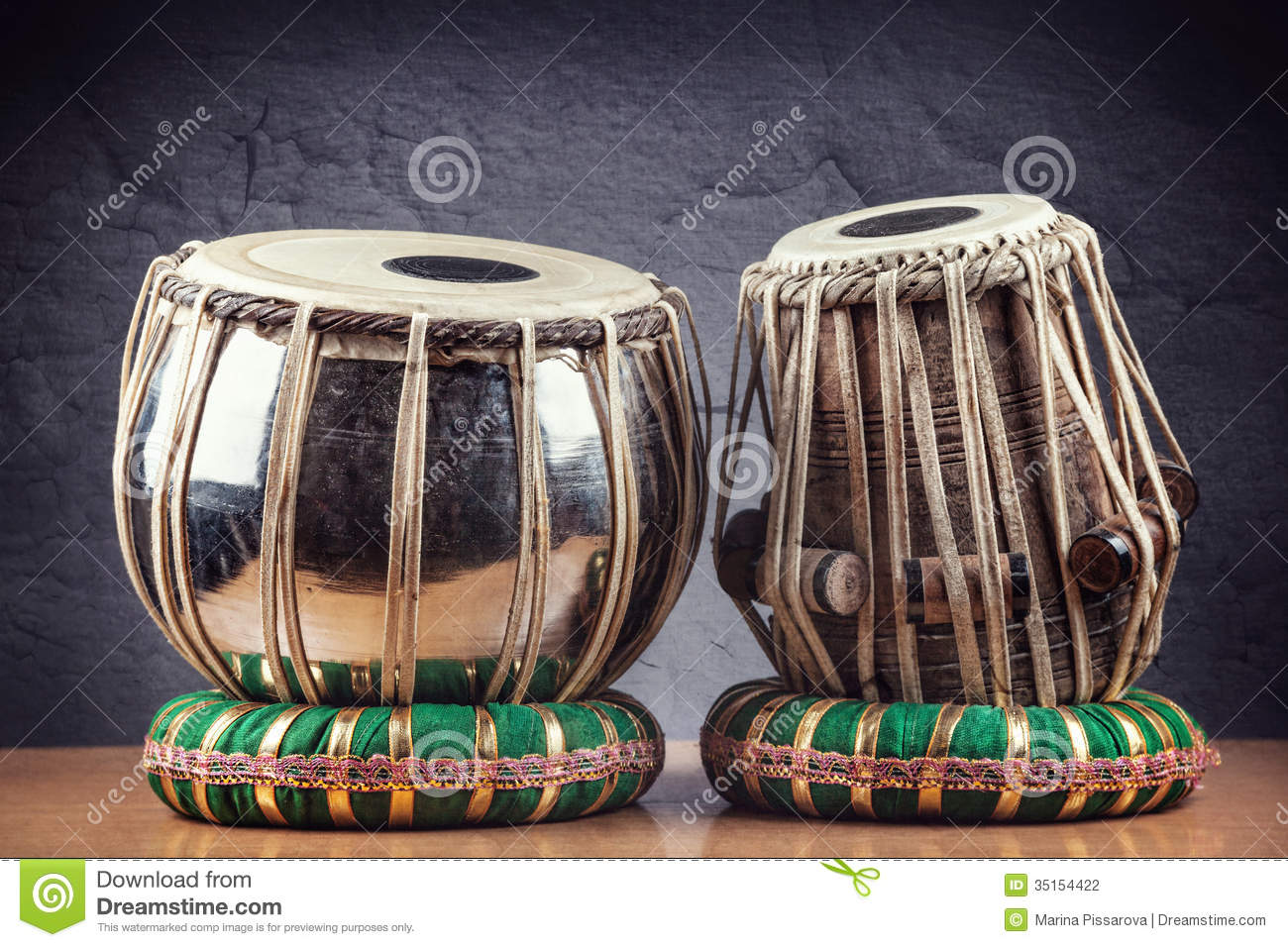 Tabla Lesson 1 by Venkat - YouTube