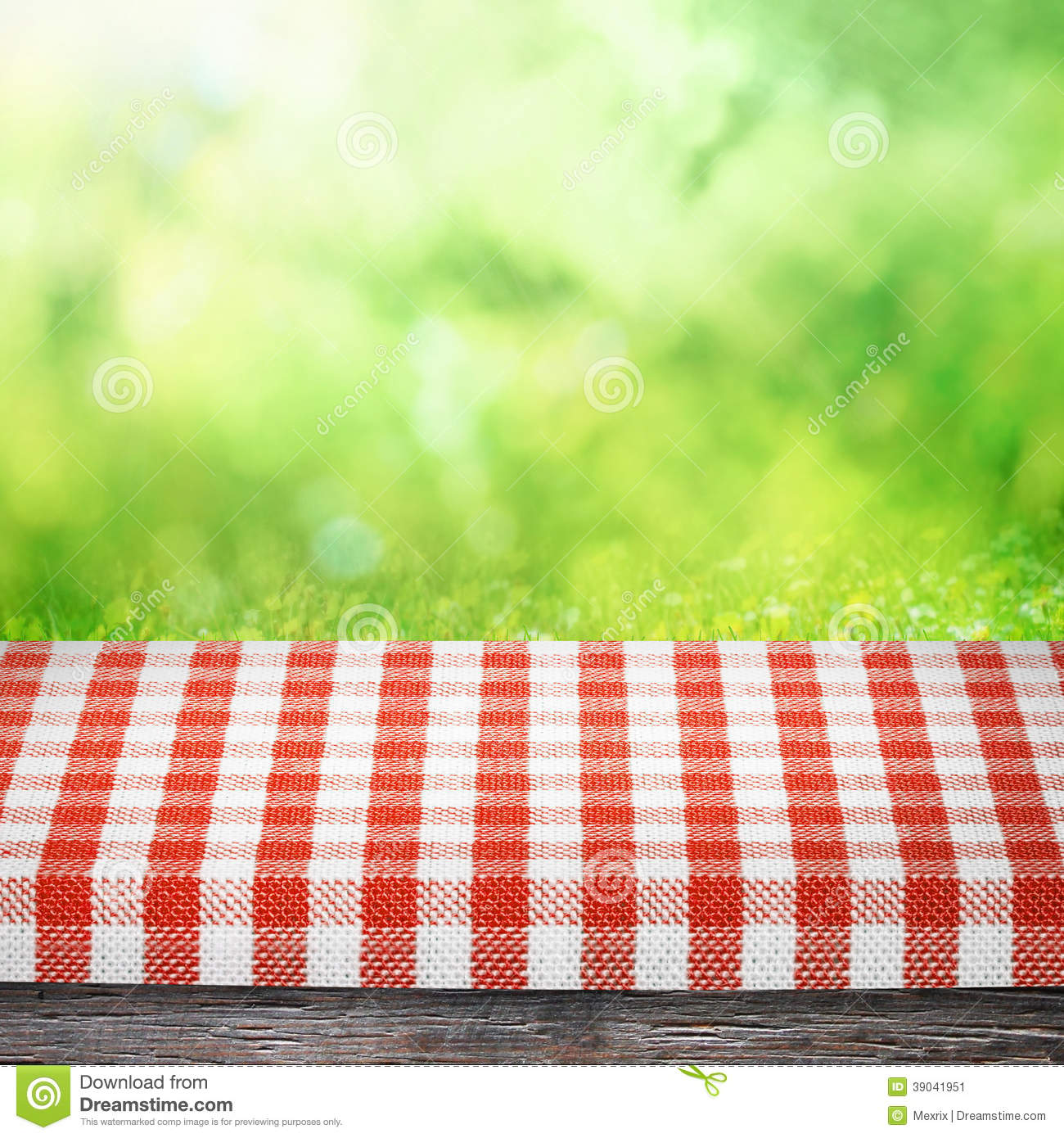 Picnic Table Background table as picnic background stock photo - image: 39041951