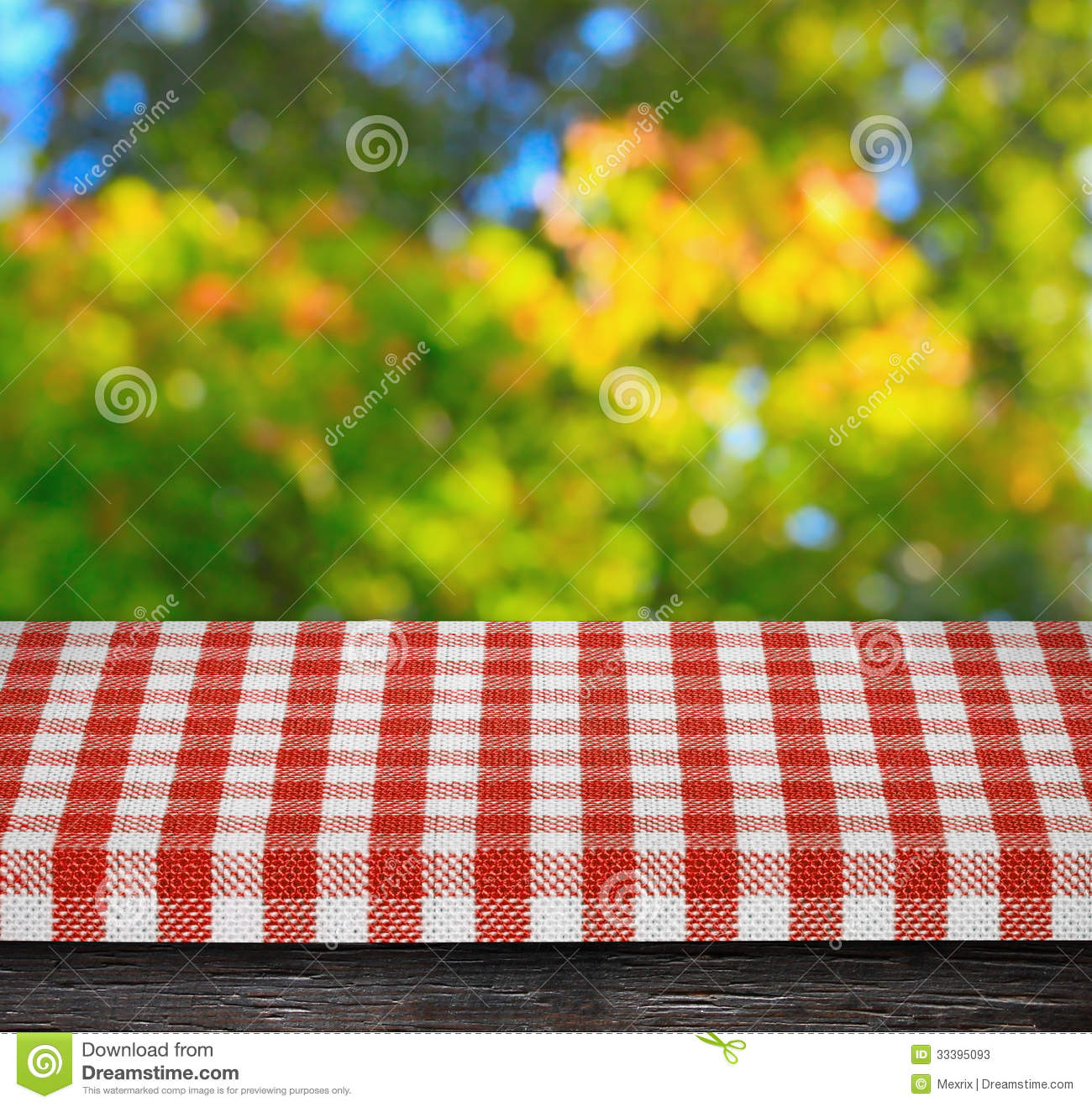 Table Background Stock Photos Image 33395093