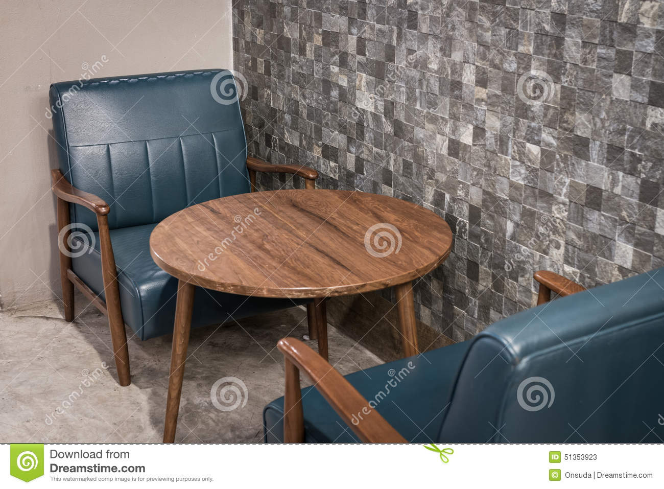 Table and chairs in coffee shop stock image image 51353923 royalty free stock photo download table and chairs in coffee shop geotapseo Gallery