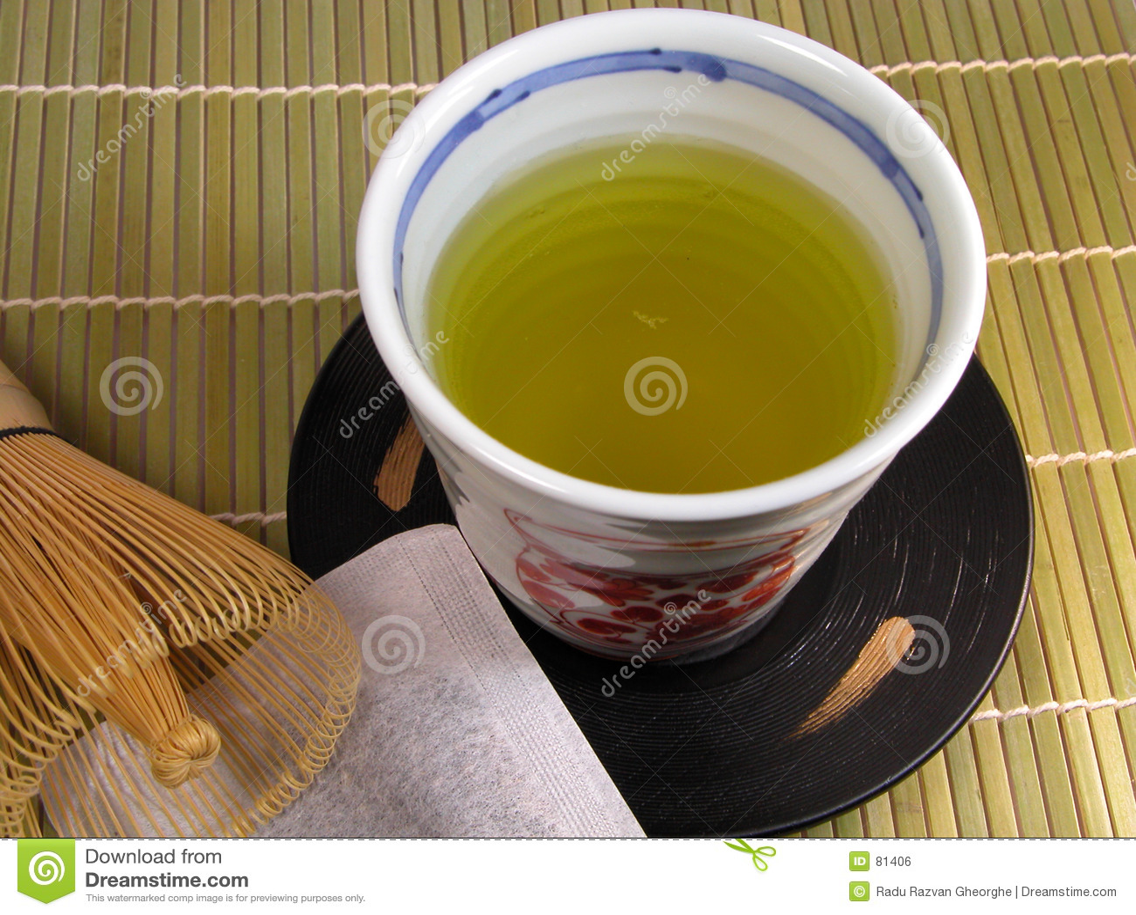 Table de thé