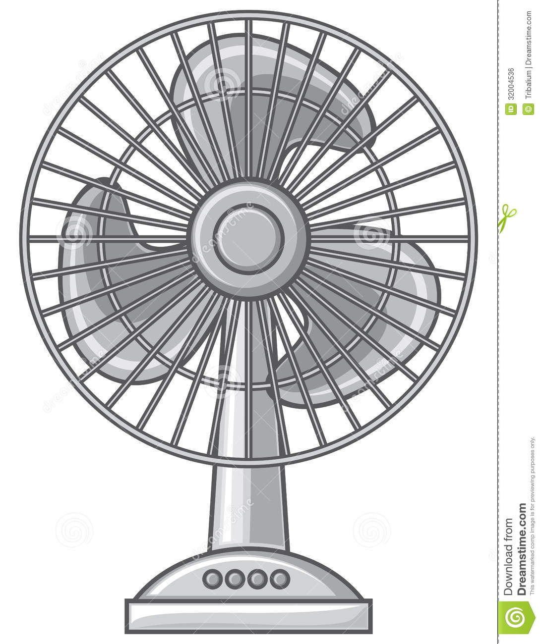 People Using Electric Fan : Table fan royalty free stock image