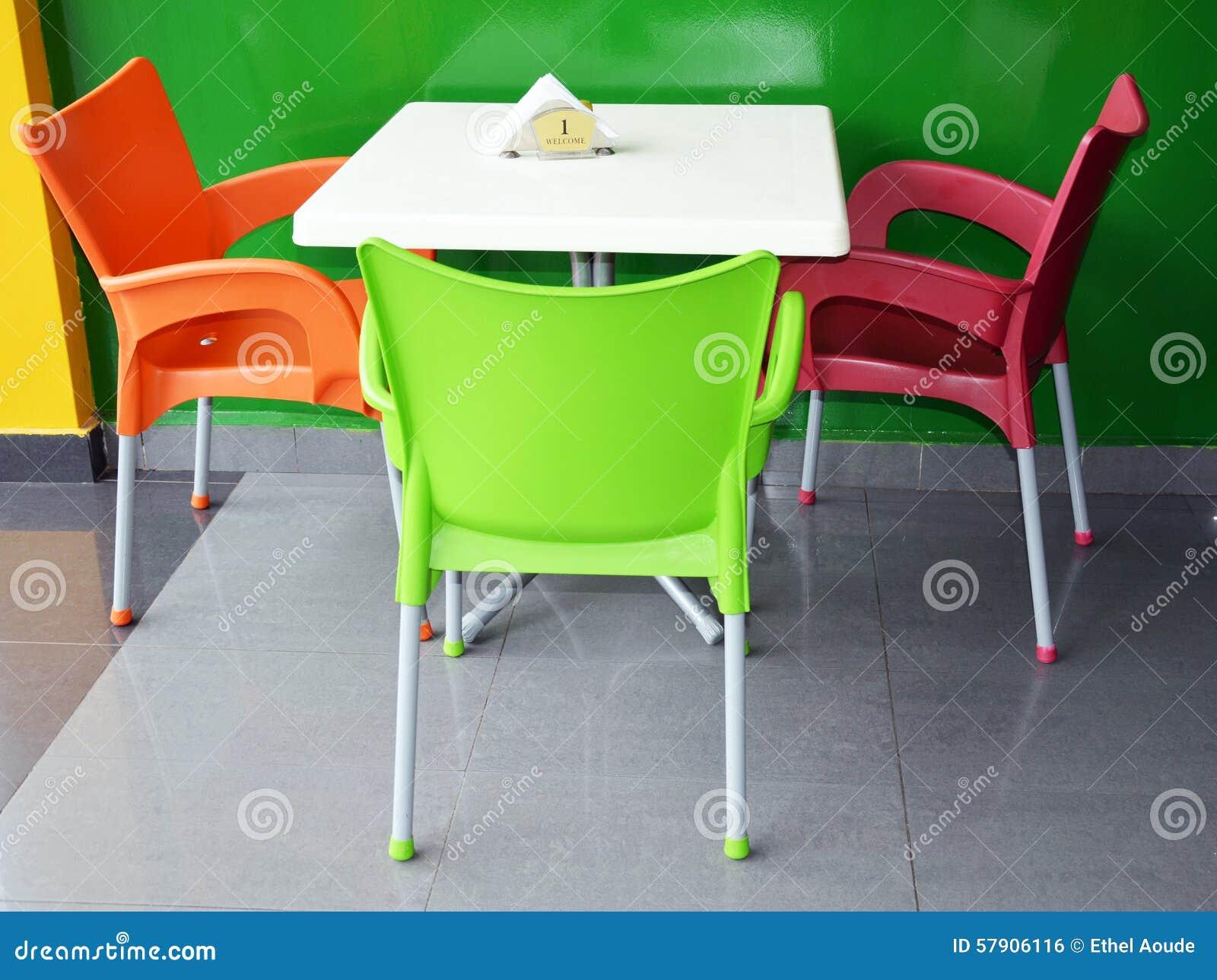 Enjoyable Table At Juice Bar Stock Photo Image Of Desk Chilled Download Free Architecture Designs Intelgarnamadebymaigaardcom
