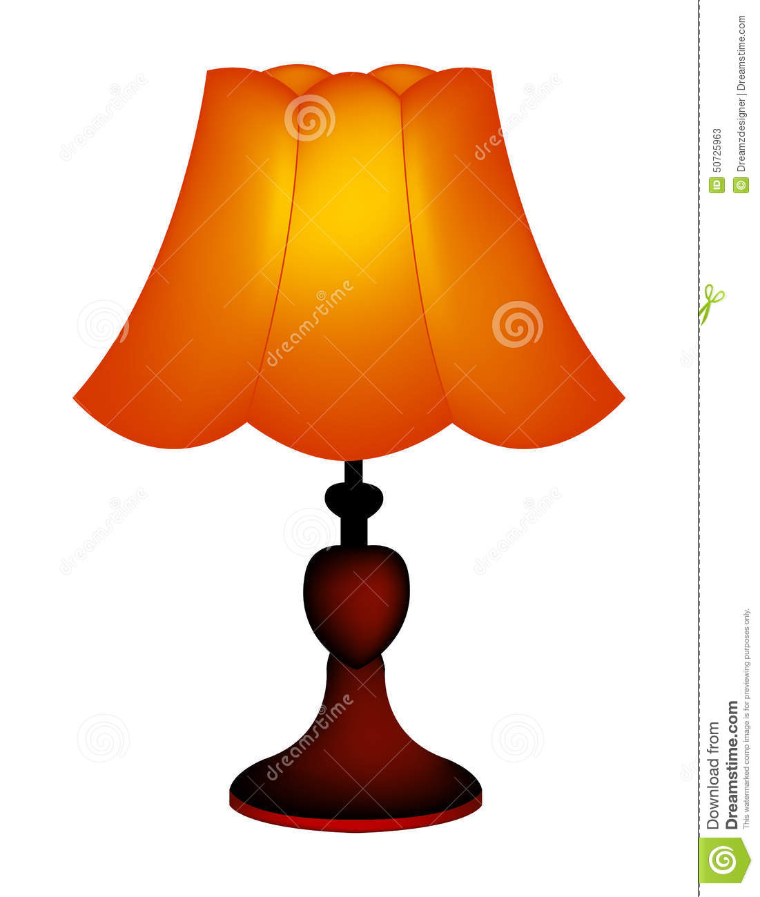 Lampshade Stock Illustrations 1042 Vectors Clipart