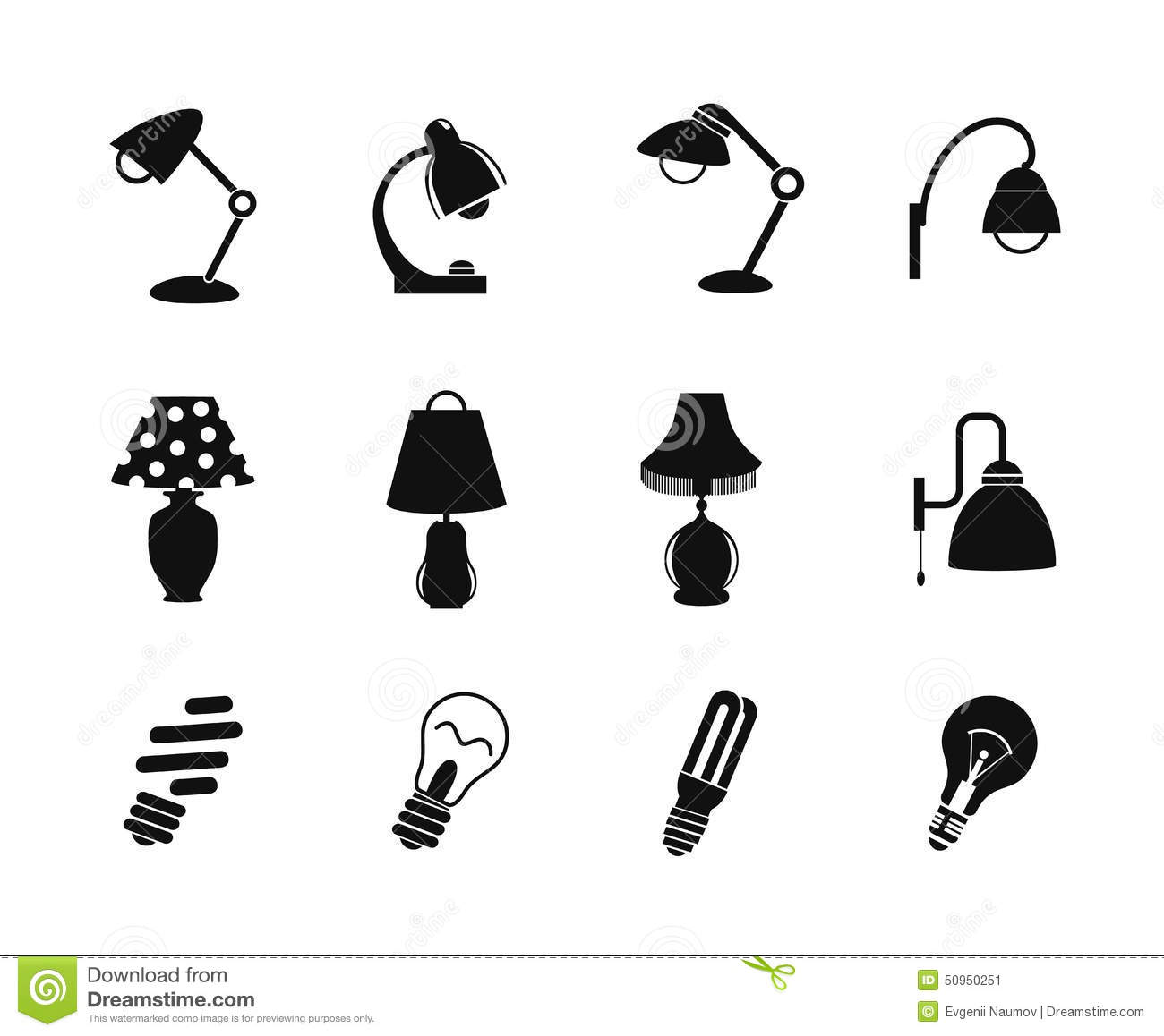 Simple table free other icons - Royalty Free Vector