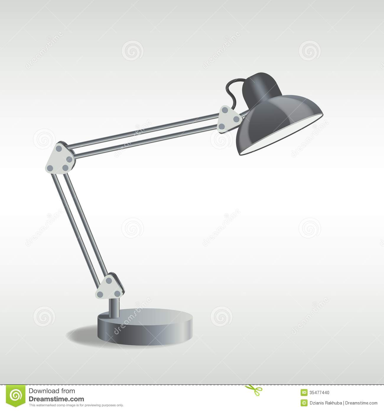 Table lamp study - Table Lamp