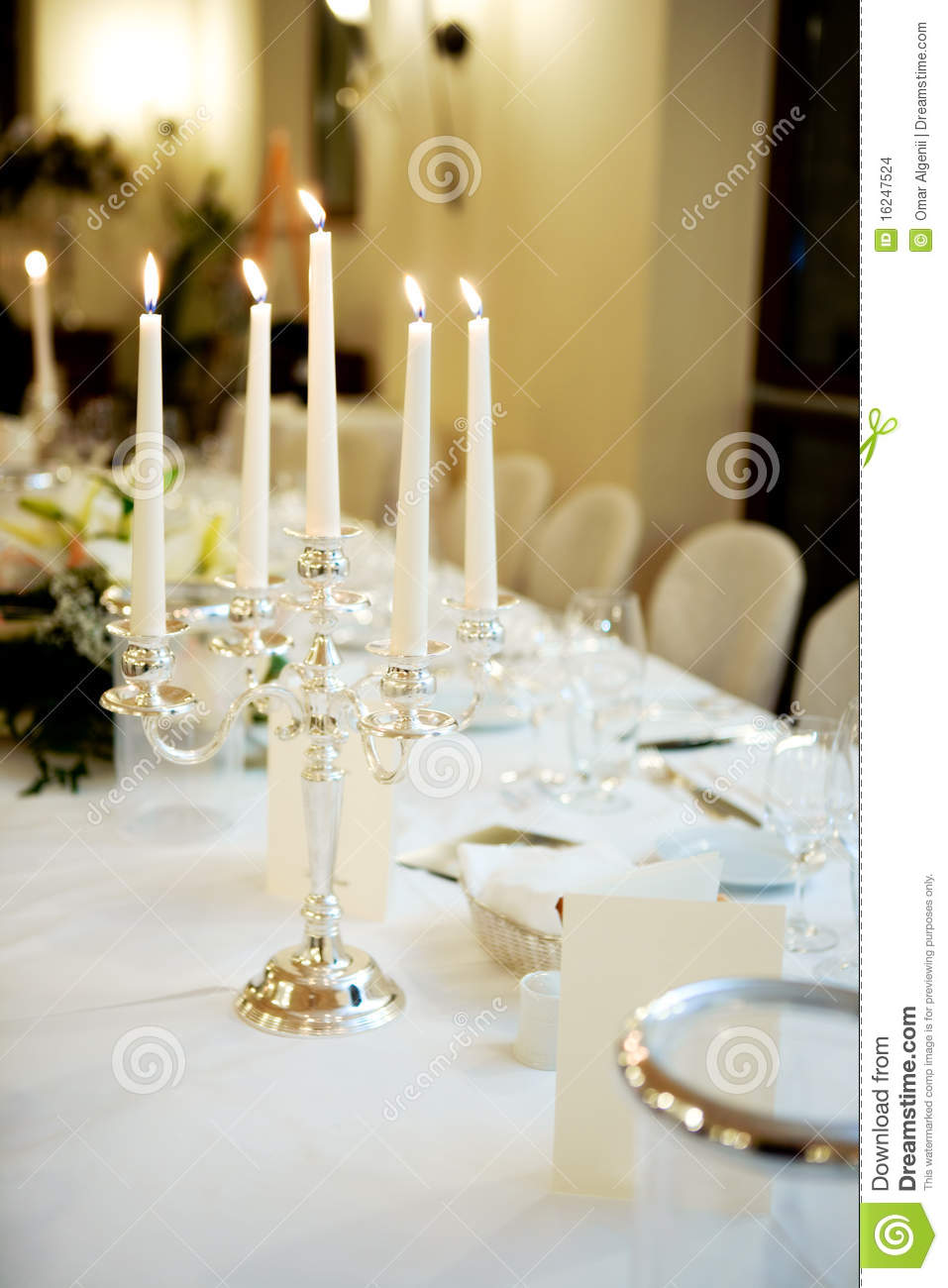 Table romantique images stock image 16247524 for Table romantique