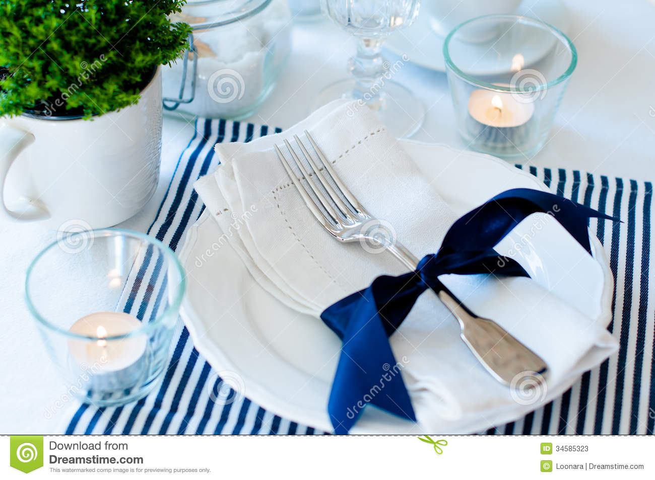 Exceptional Background Blue Breakfast Navy Setting Table ...