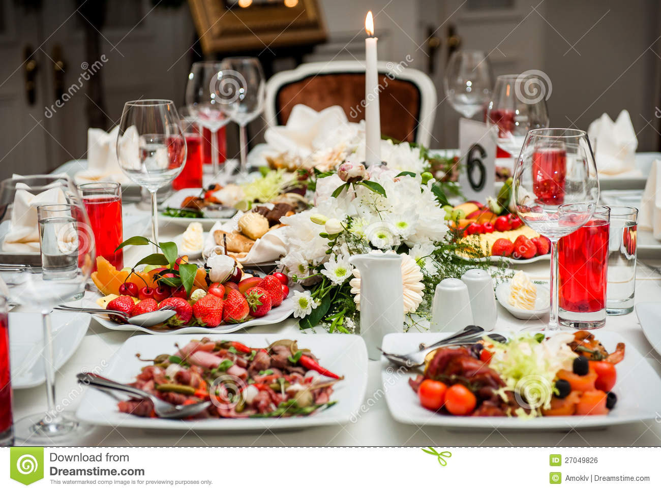 Simple restaurant table setting - Restaurant Table Setting Table Setting At Restaurant