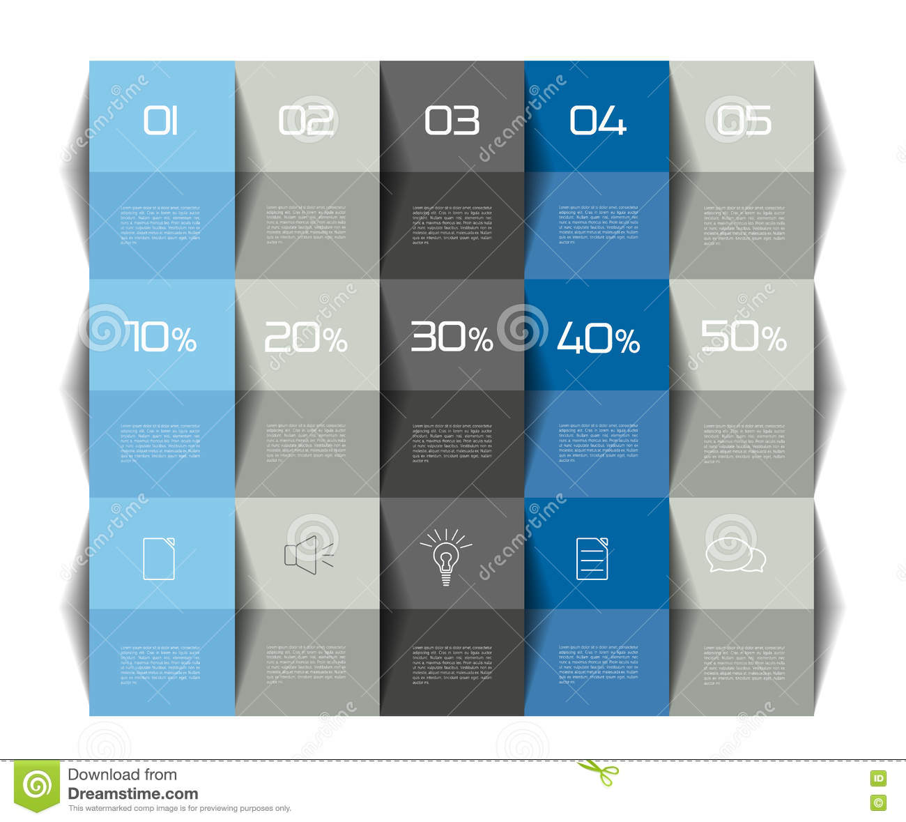 table template schedule table 3d table business table brochure