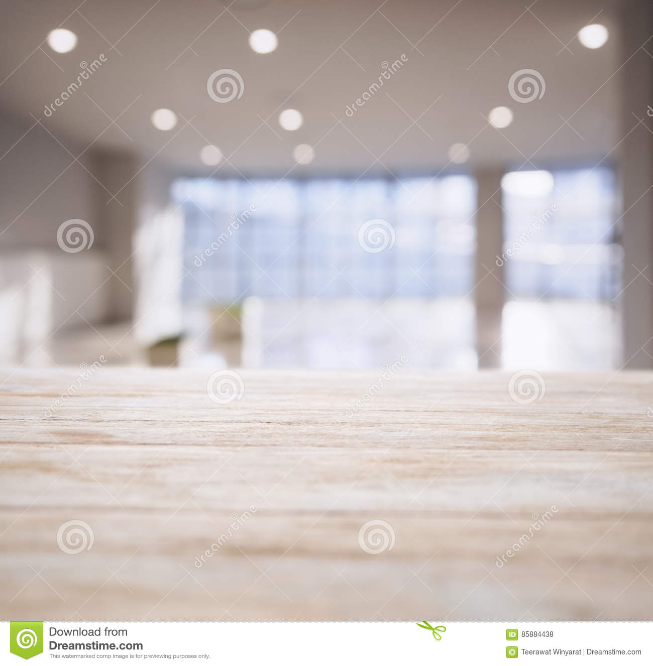office space lighting. Table Top Blur Interior Office Space Modern Architecture Window Frame With Lighting