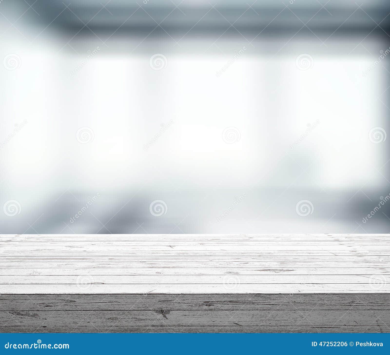 Tableau avec le bokeh de fenêtre
