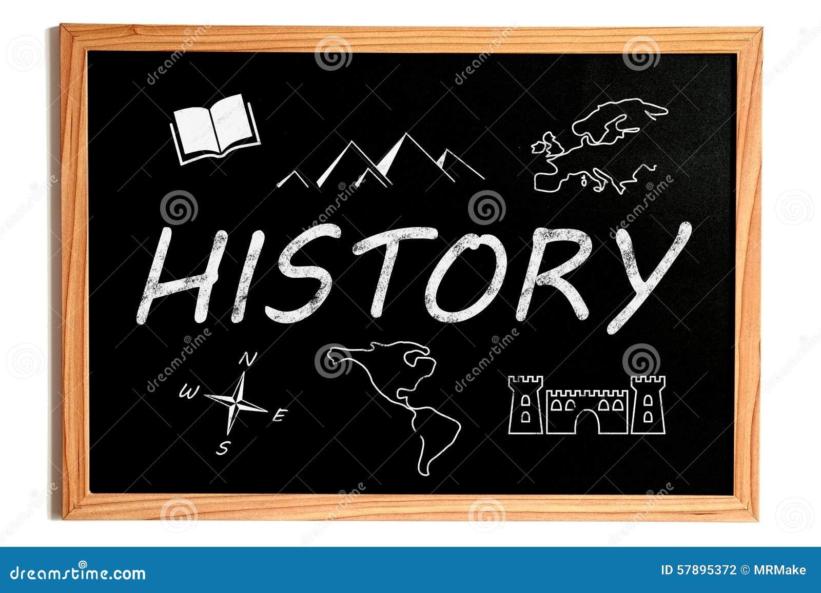 Tableau d histoire
