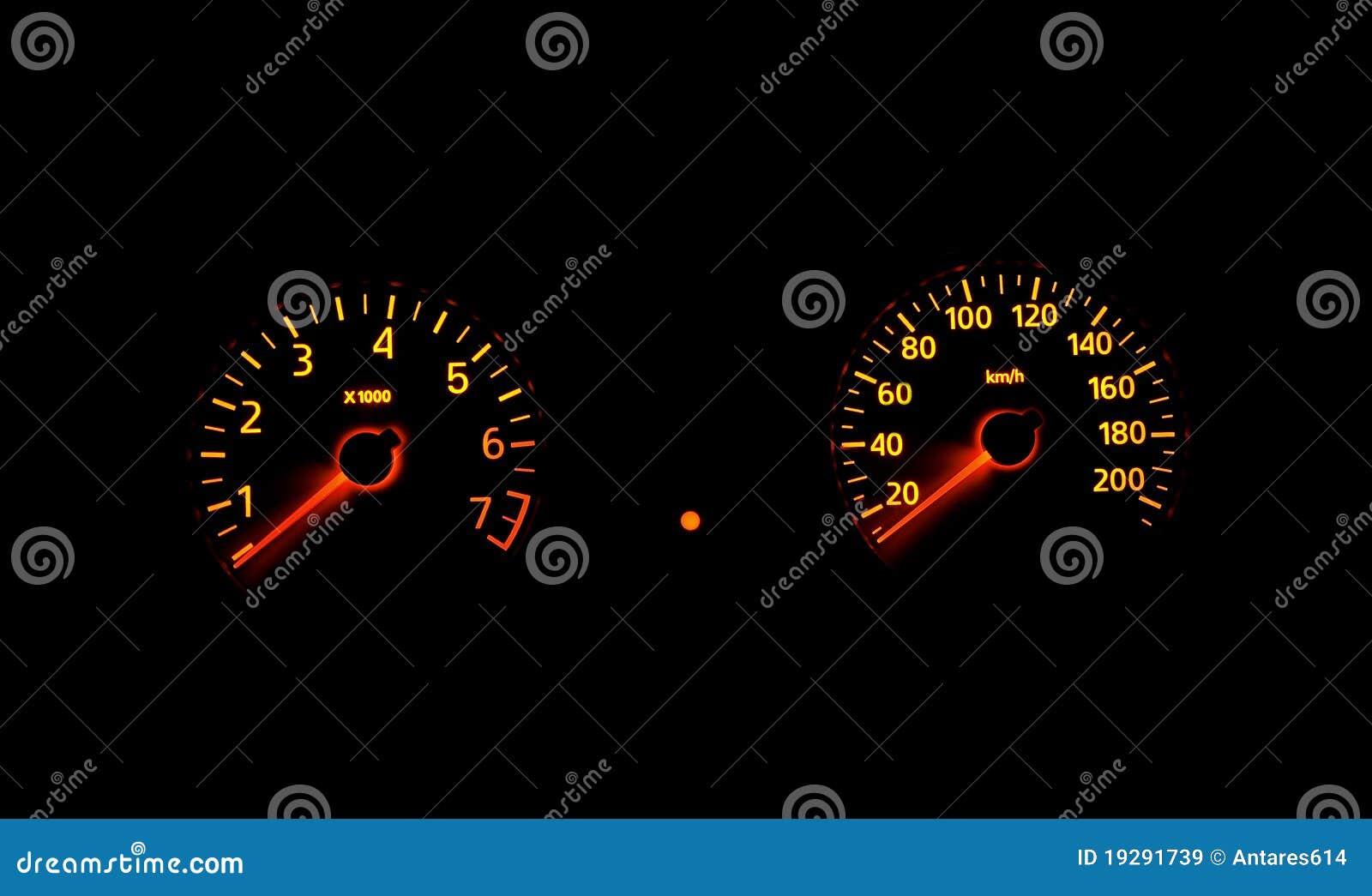Tableau de bord de véhicule