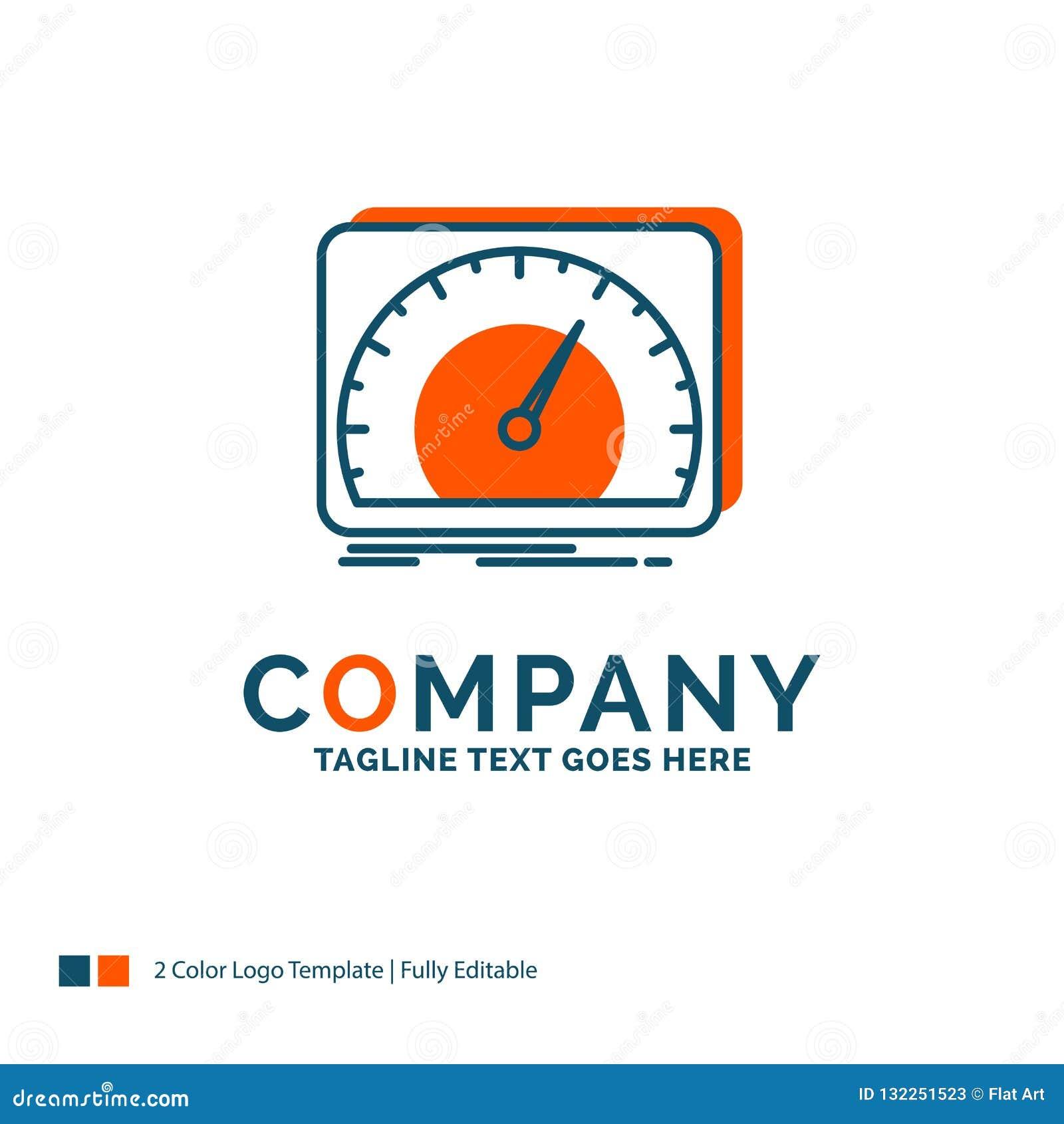 Tableau De Bord, Dispositif, Vitesse, Essai, Internet Logo