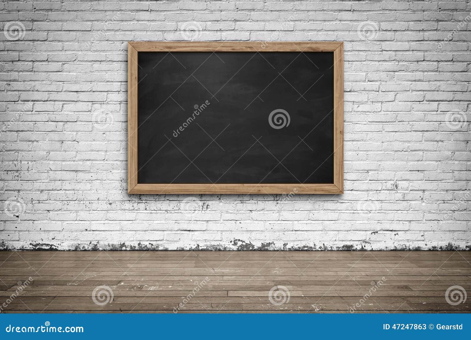 Tableau noir blanc fond et texture photo stock image for Tableau sur mur blanc