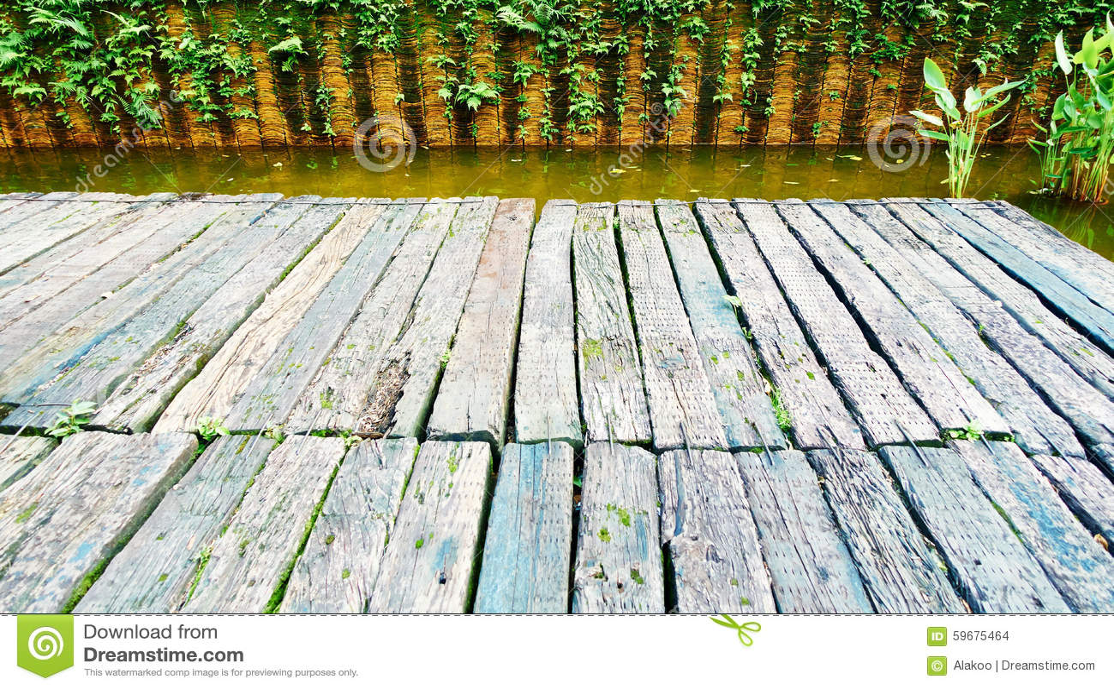 Tablero de madera de la cubierta de madera