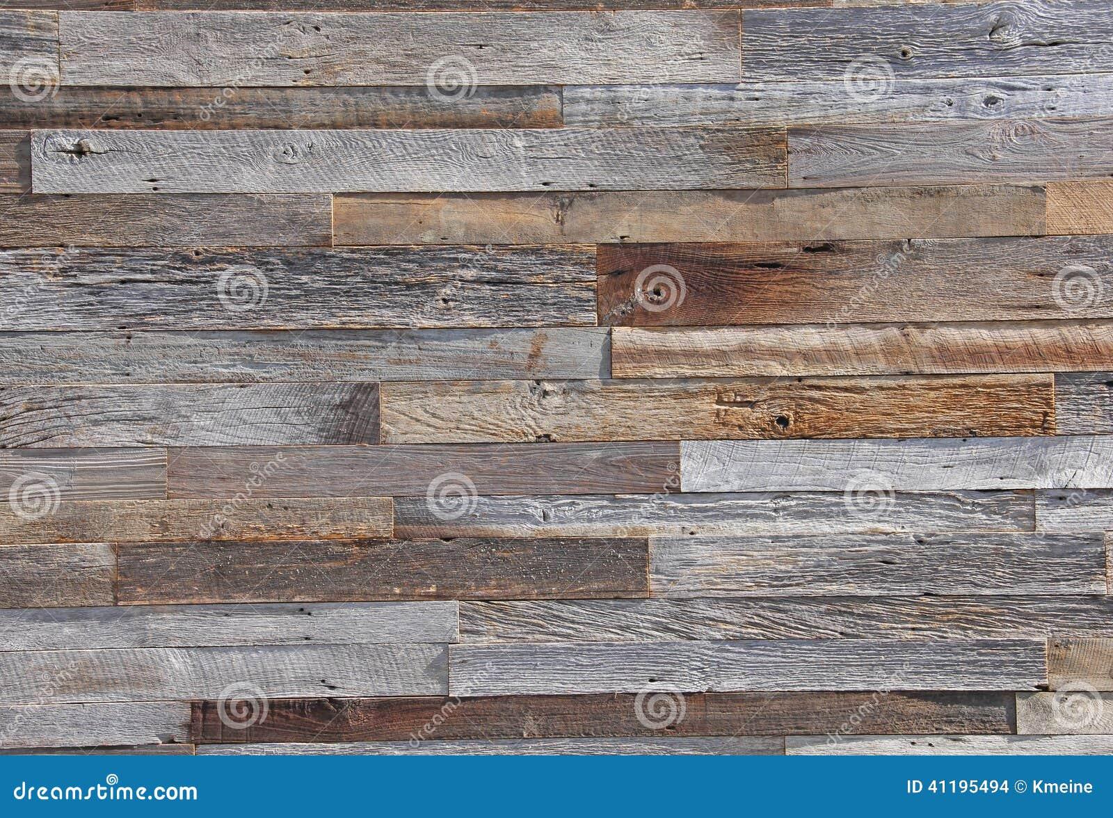 Tableros de revestimiento de madera de madera envejecidos for Revestimiento en madera para pared