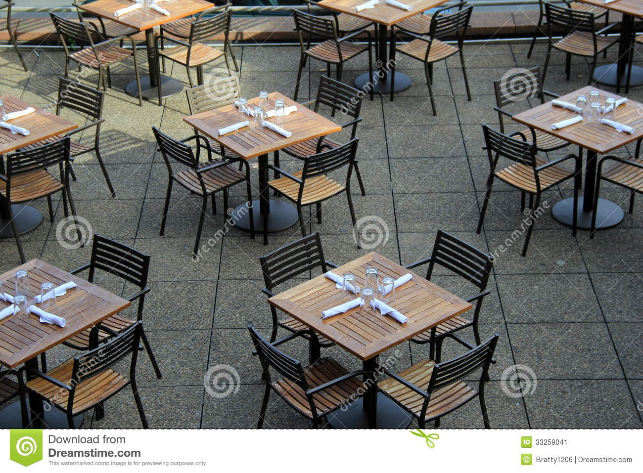 Restaurant Tables And Chairs Clipart All Nite Graphics