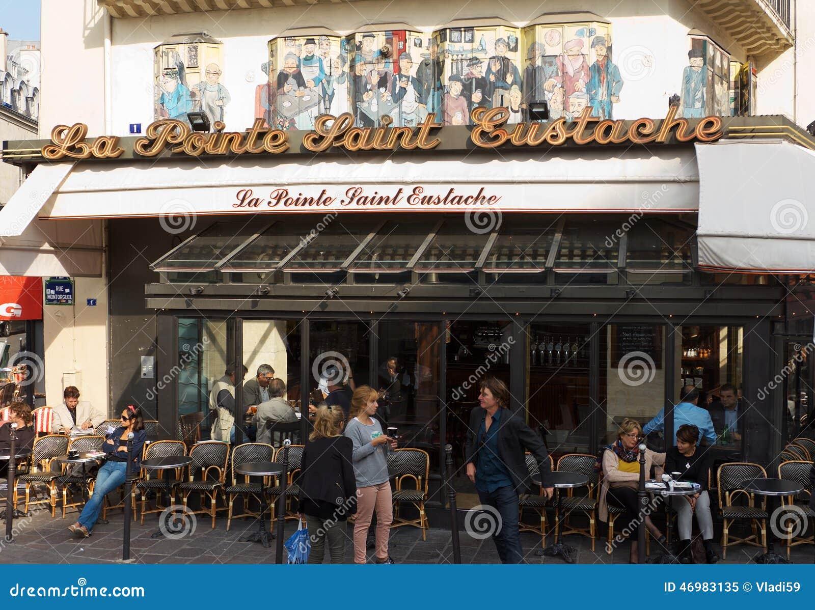 Le Caf Ef Bf Bd Populaire Paris