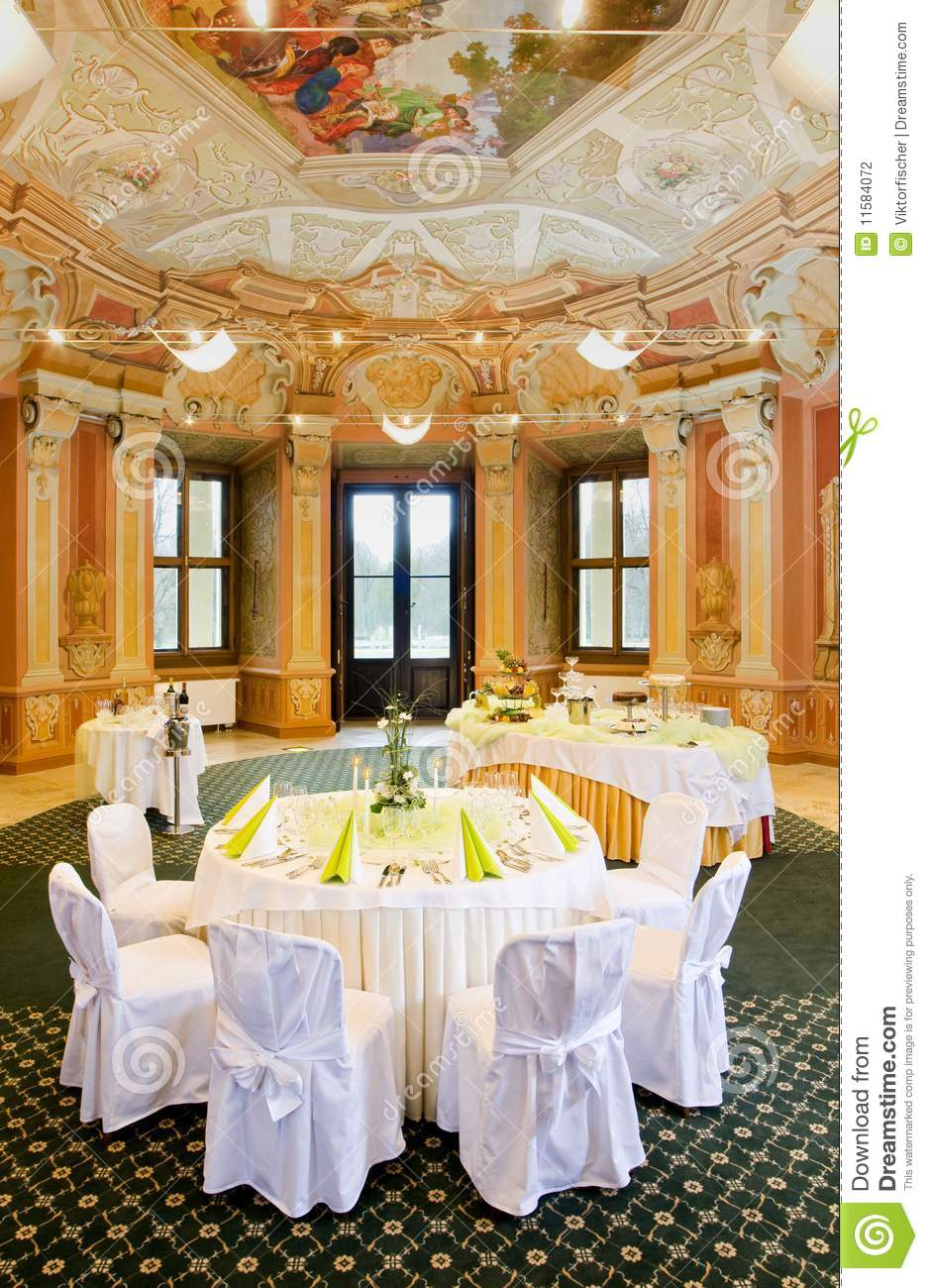 Tables set for a special occasion stock photography image 11584072 - Tables restaurant occasion ...