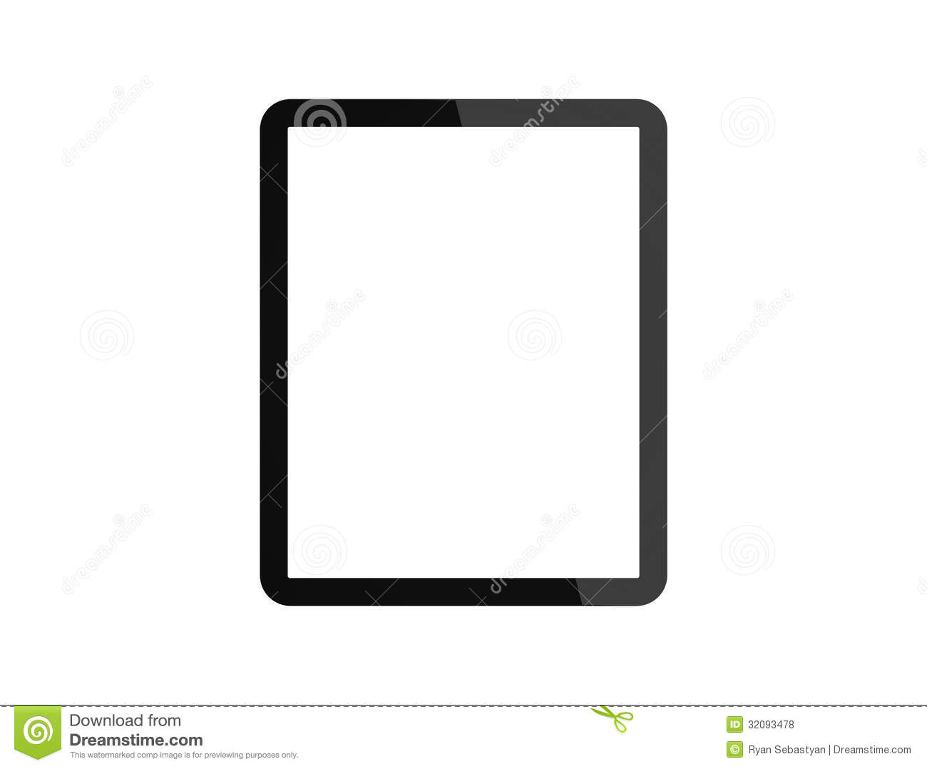 how to connect tablet to computer screen