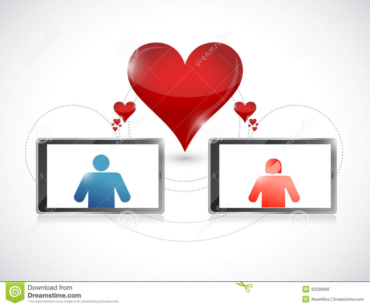 Concepts of online dating