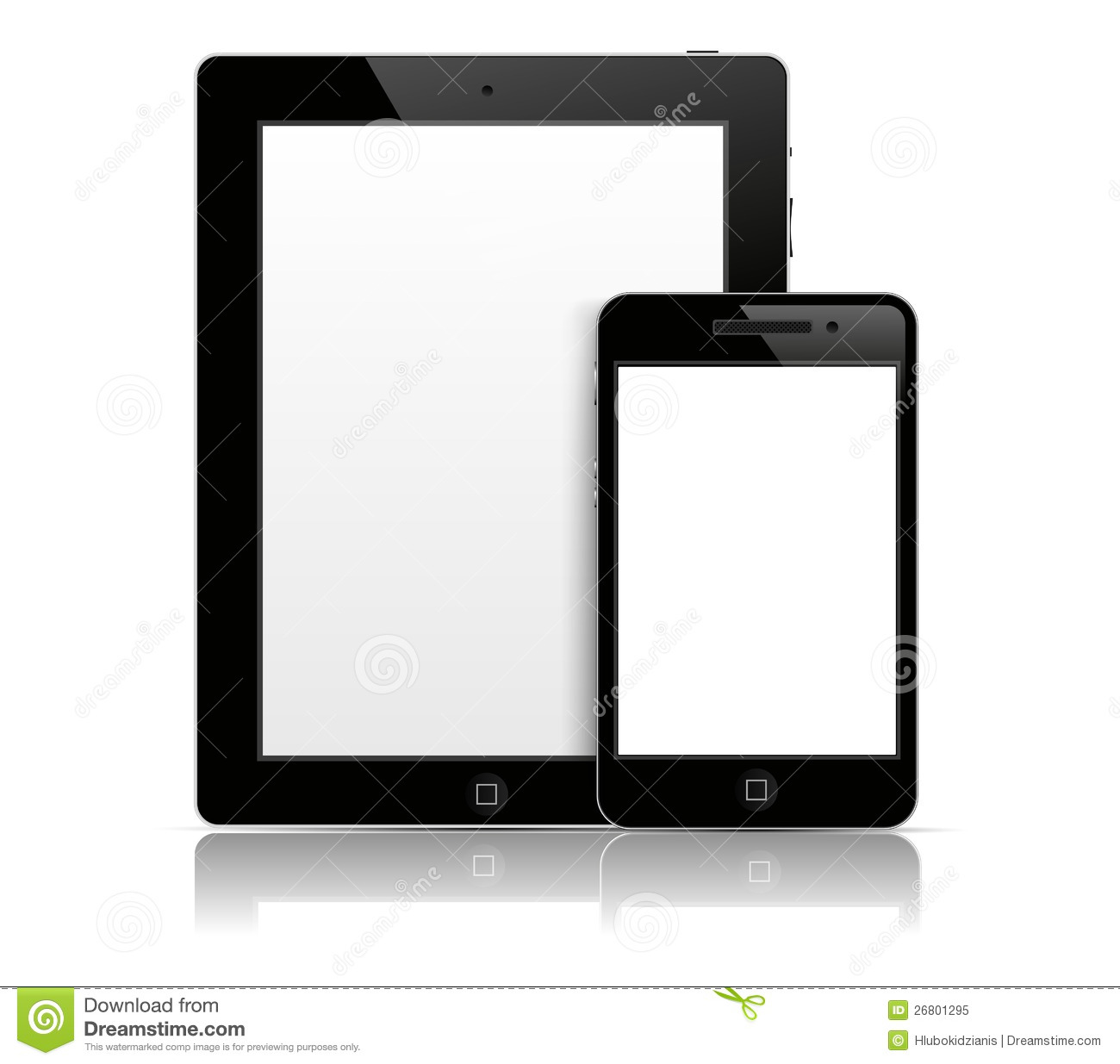how to send photo from phone to tablet