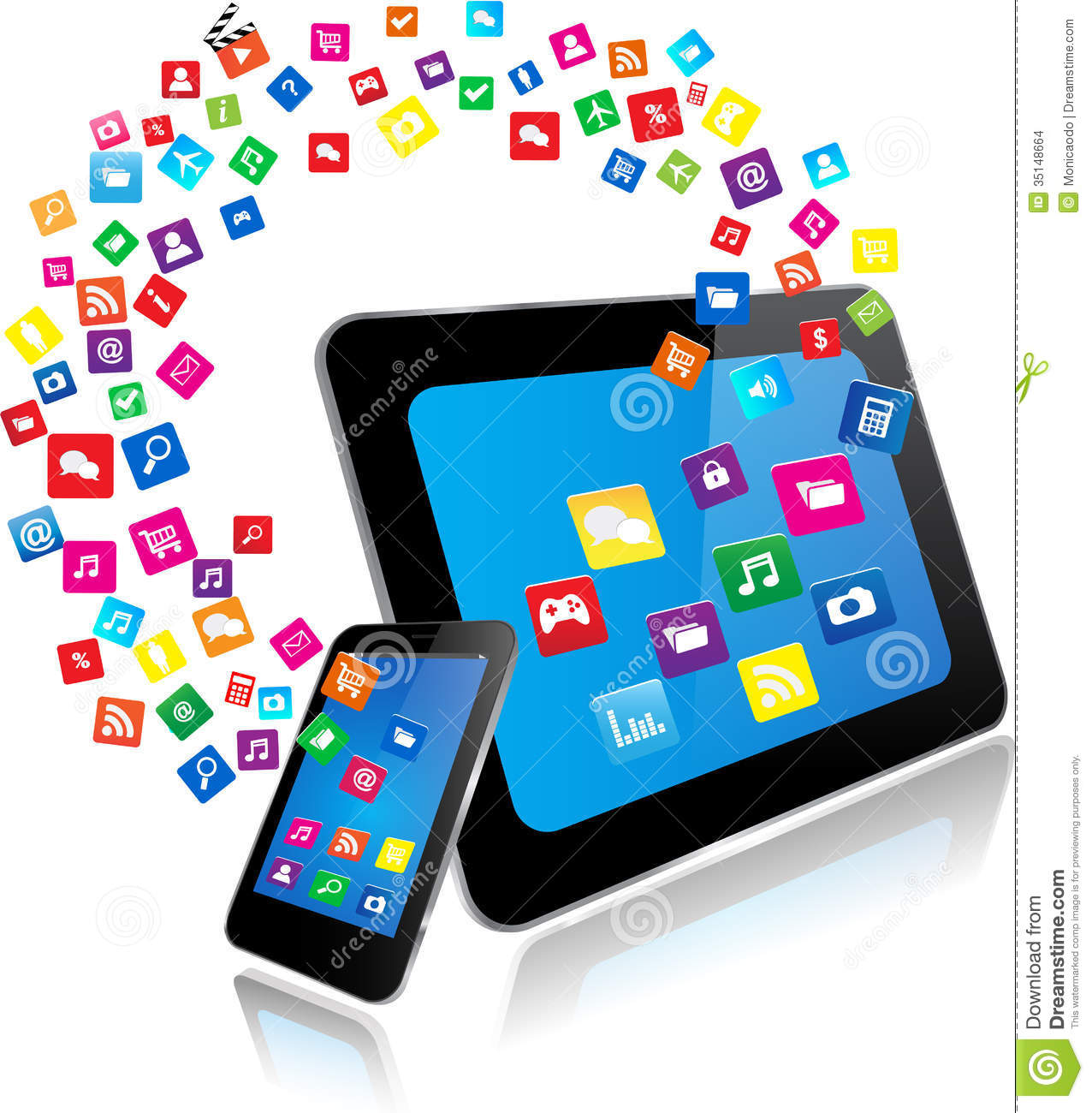 how to download phone apps on pc
