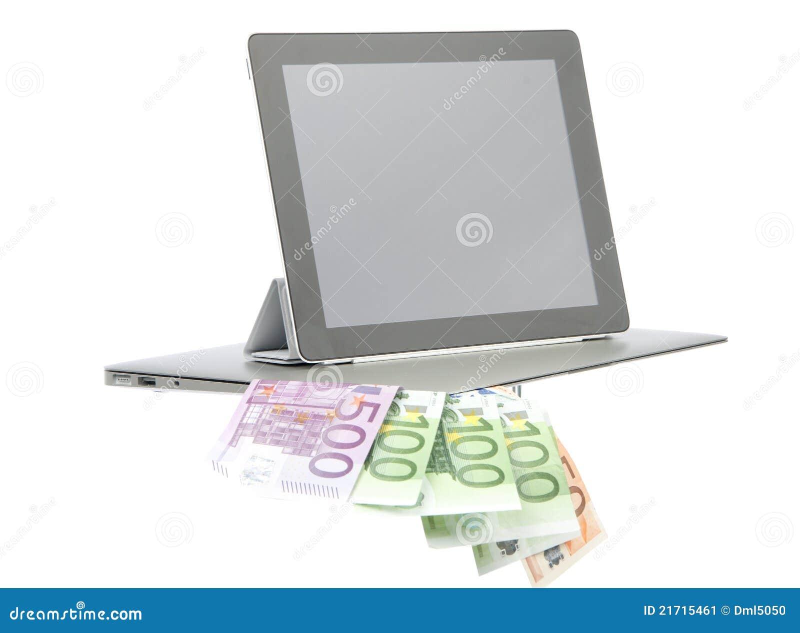 tablet money