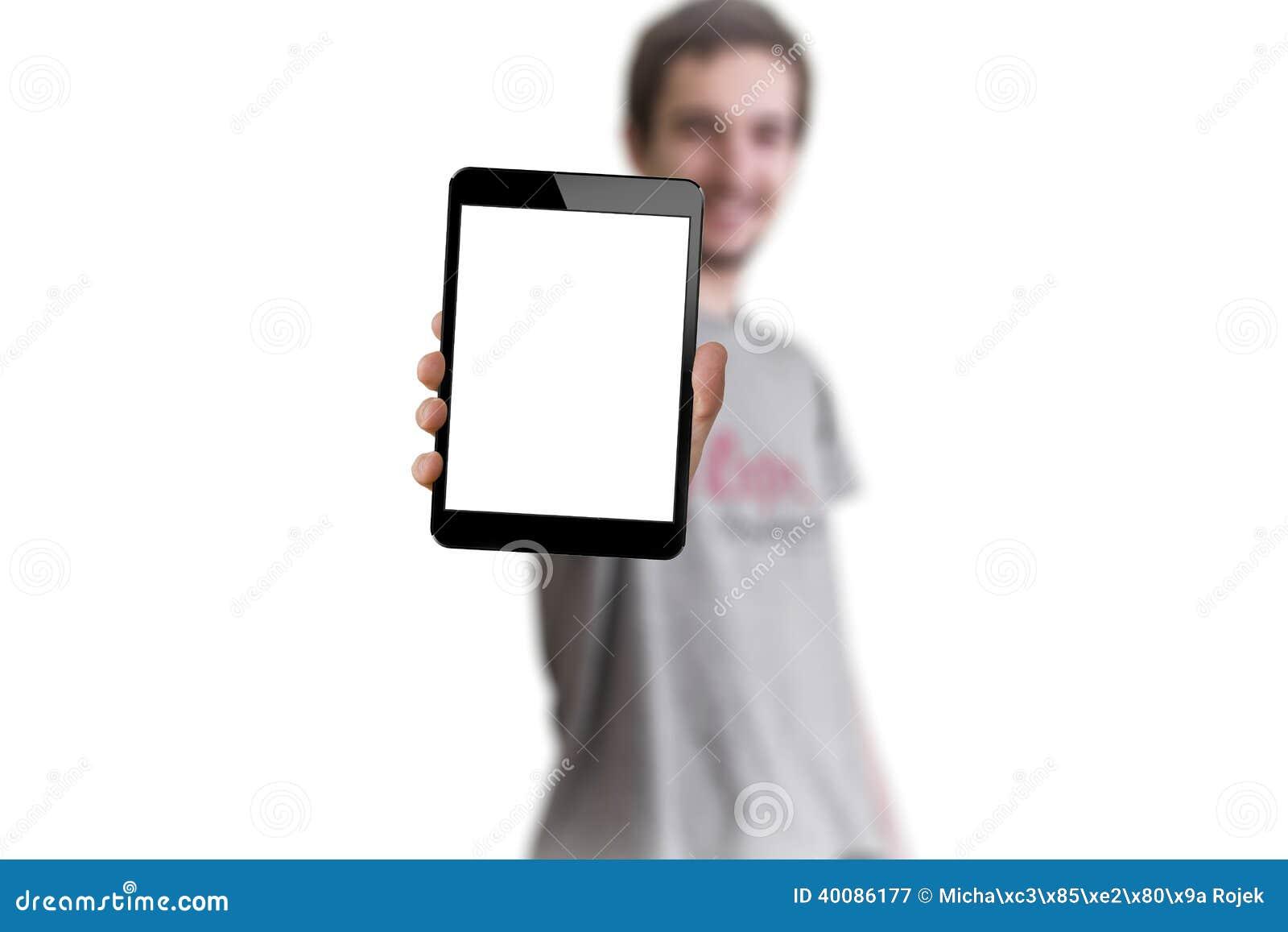 Tableta a disposición