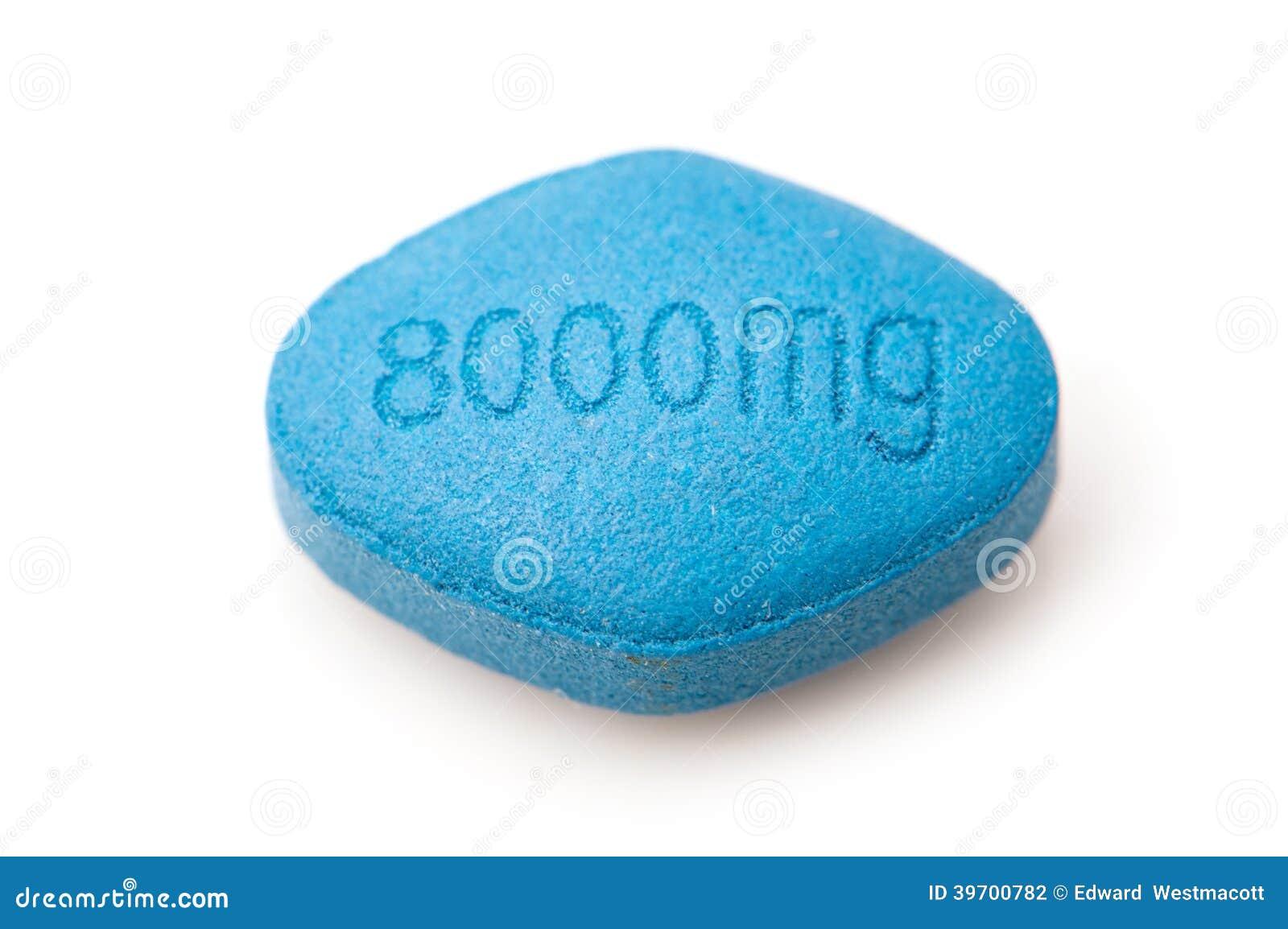 Tableta para tratar la disfunción eréctil