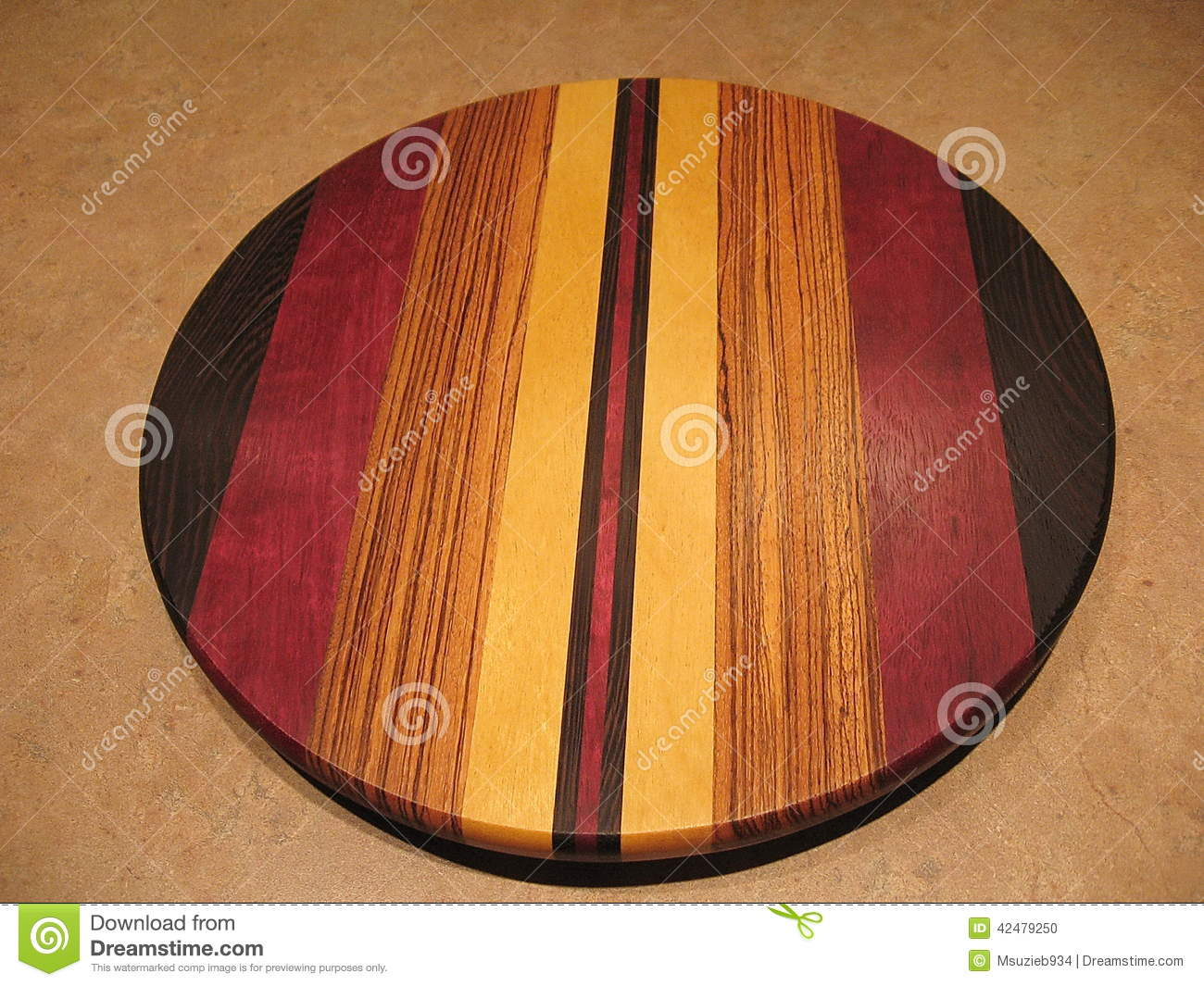Tabletop Lazy Susan Stock Photo Image 42479250