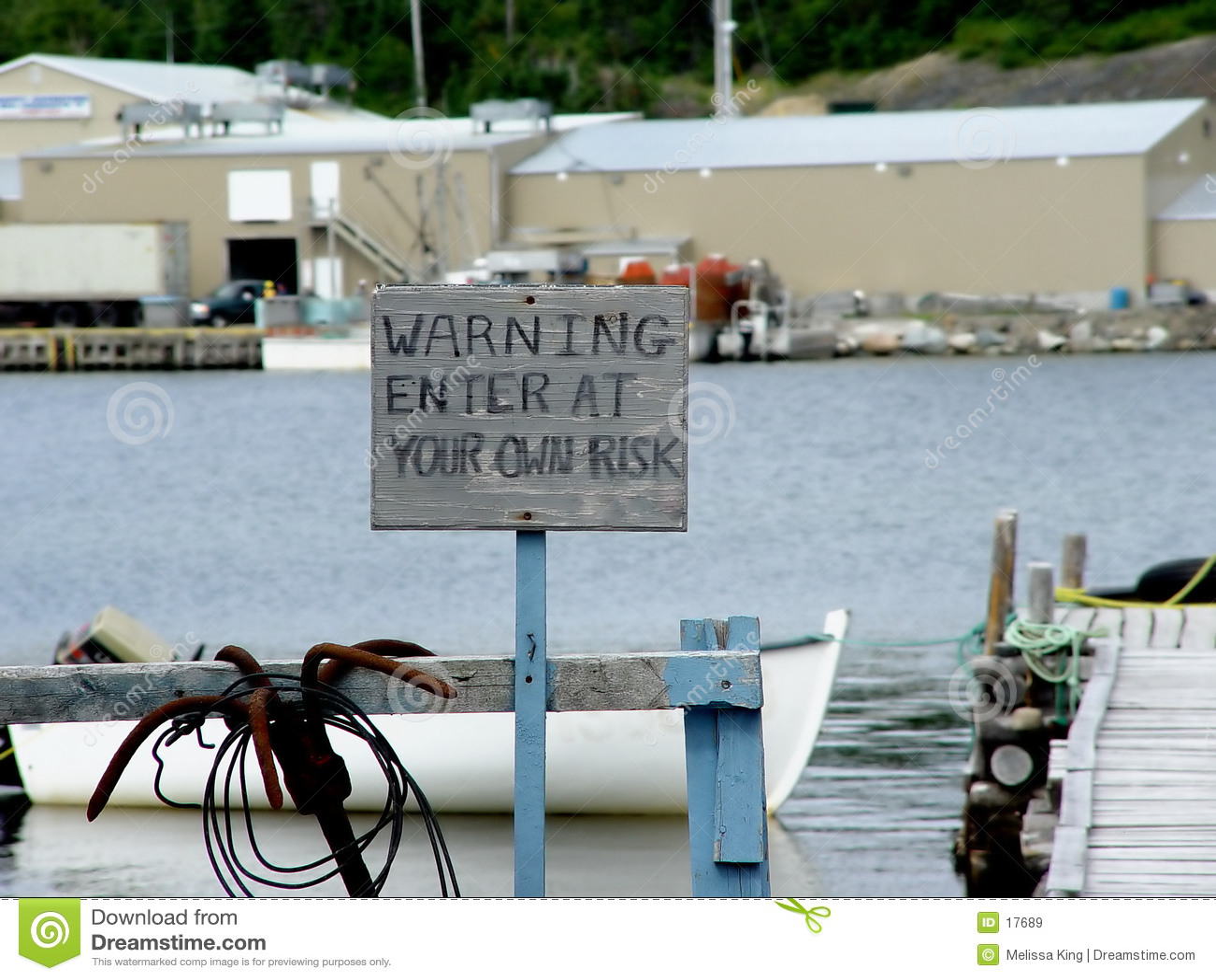 Tablica ostrzeżenie