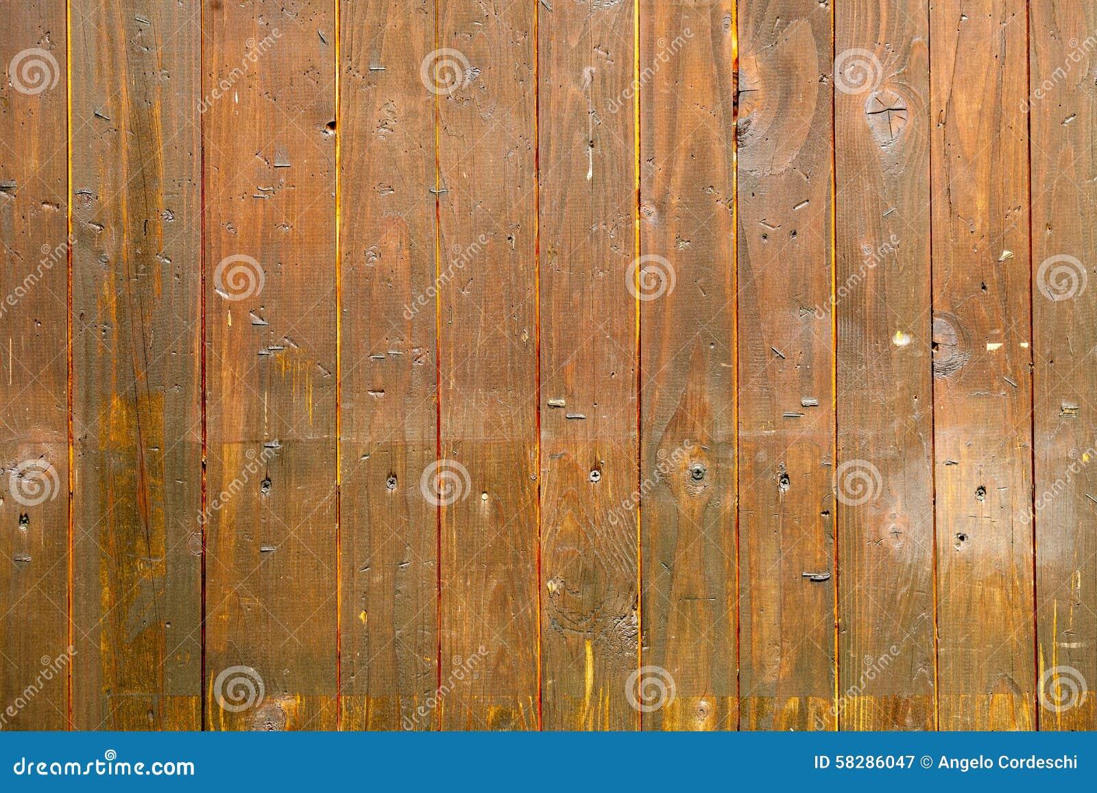 Tablones marrones verticales de madera texture horizontal - Maderas del pino ...