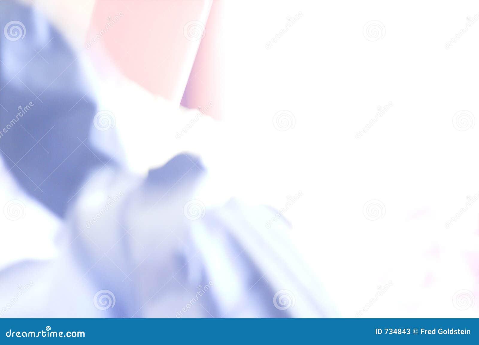 Tache floue de fond