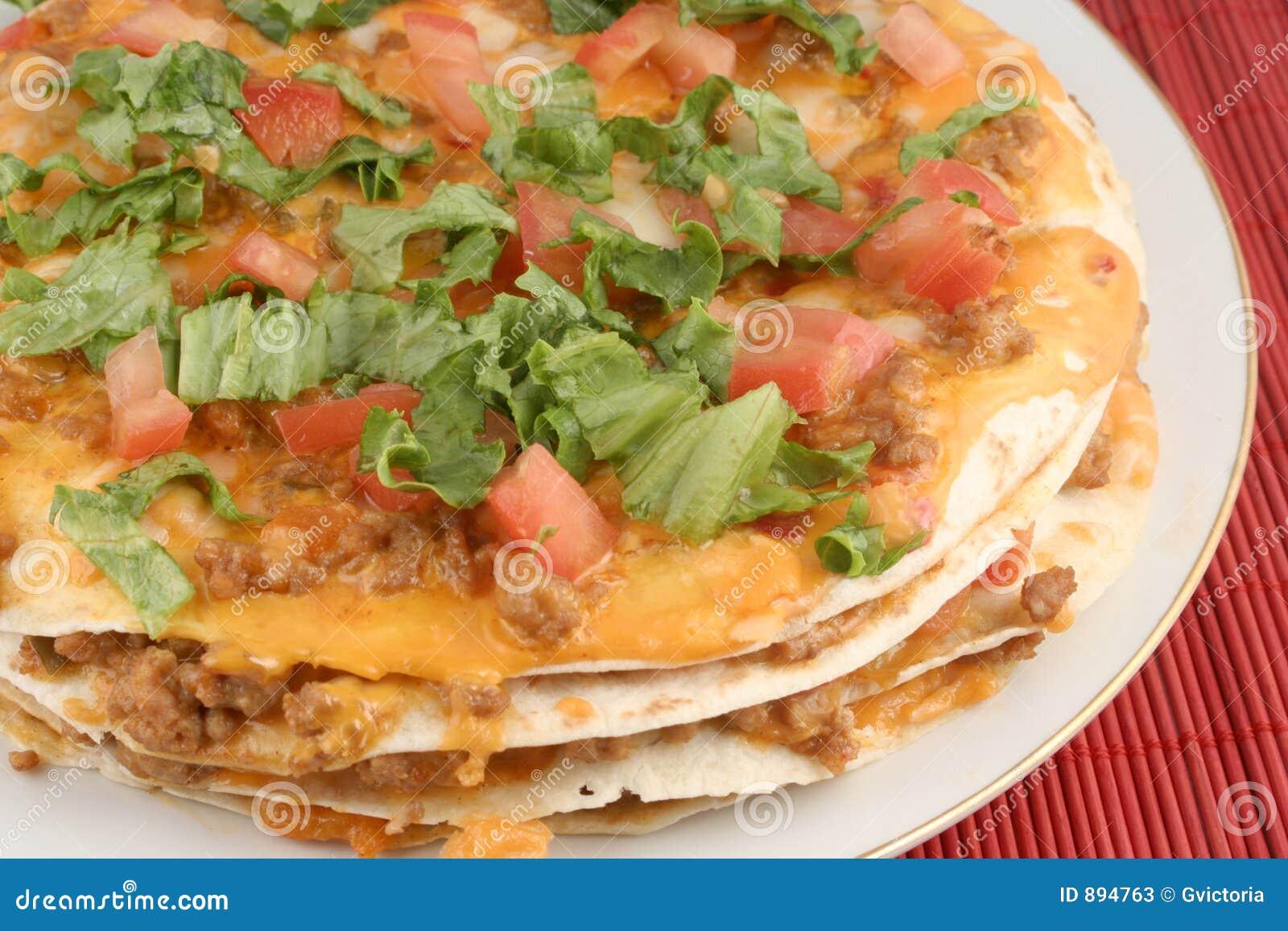 Taco πιτσών