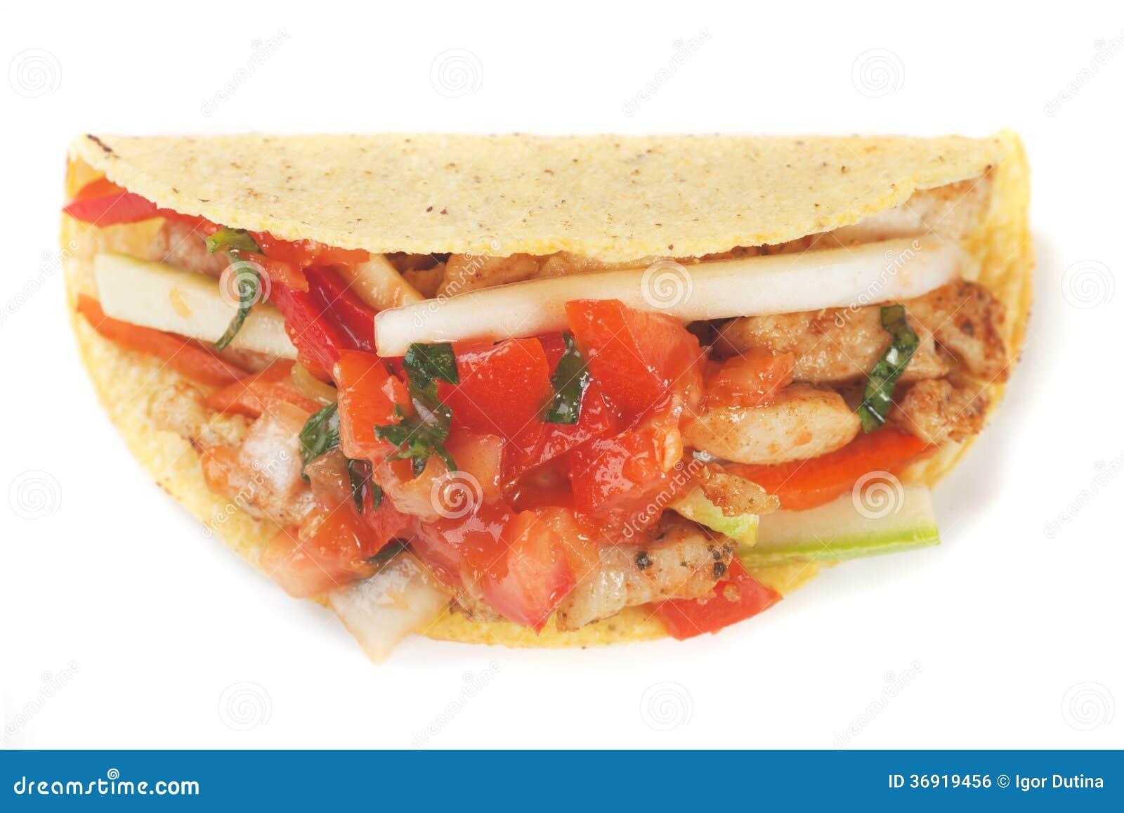 Taco skorupa