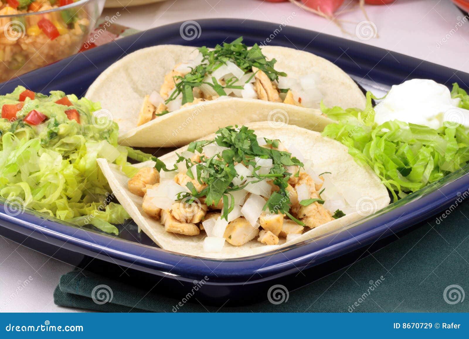 Tacos gastronome fin