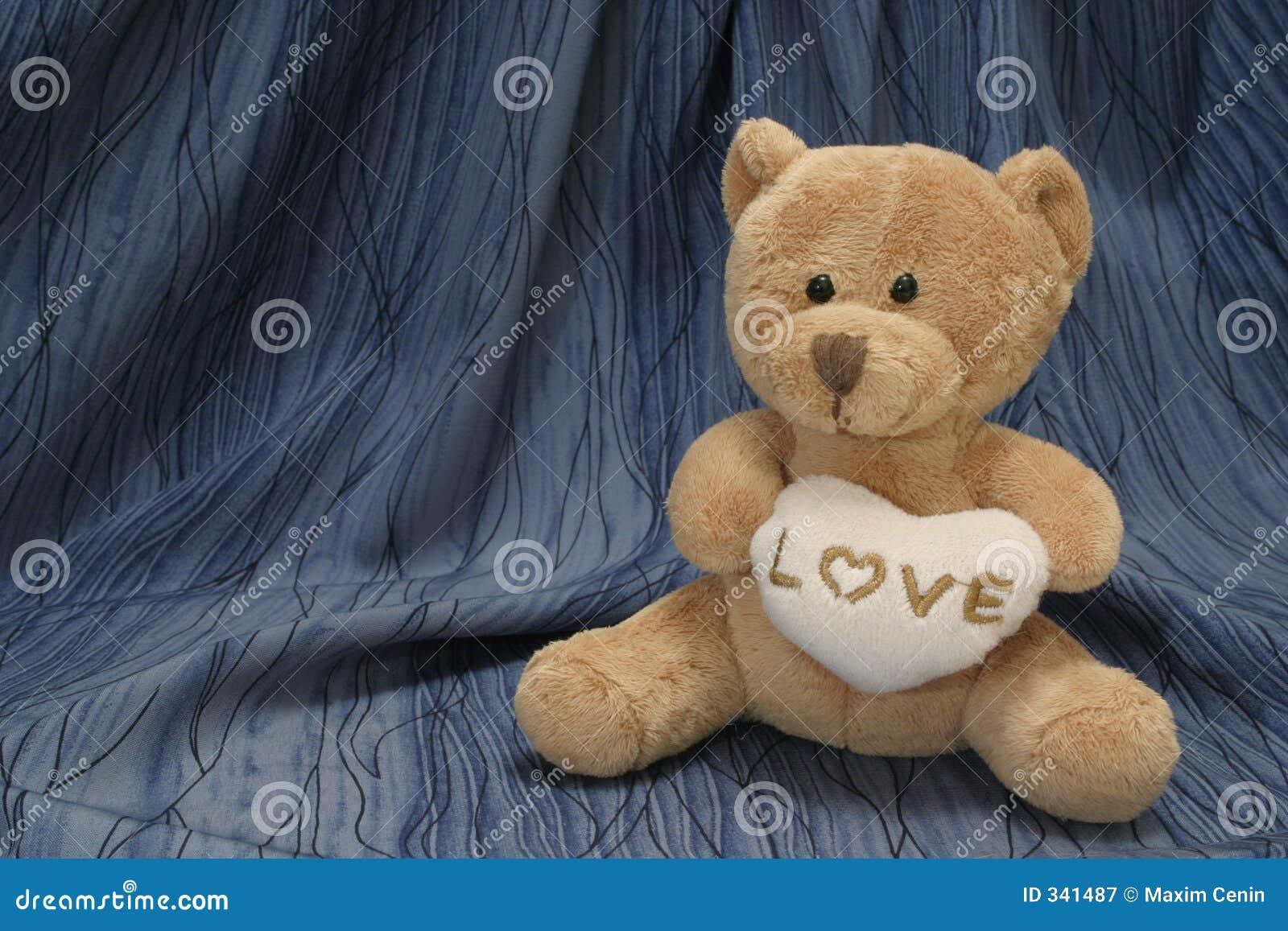 Taddy draagt liefde