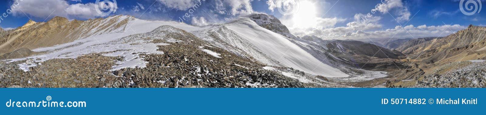 Tadschikistan-Panorama