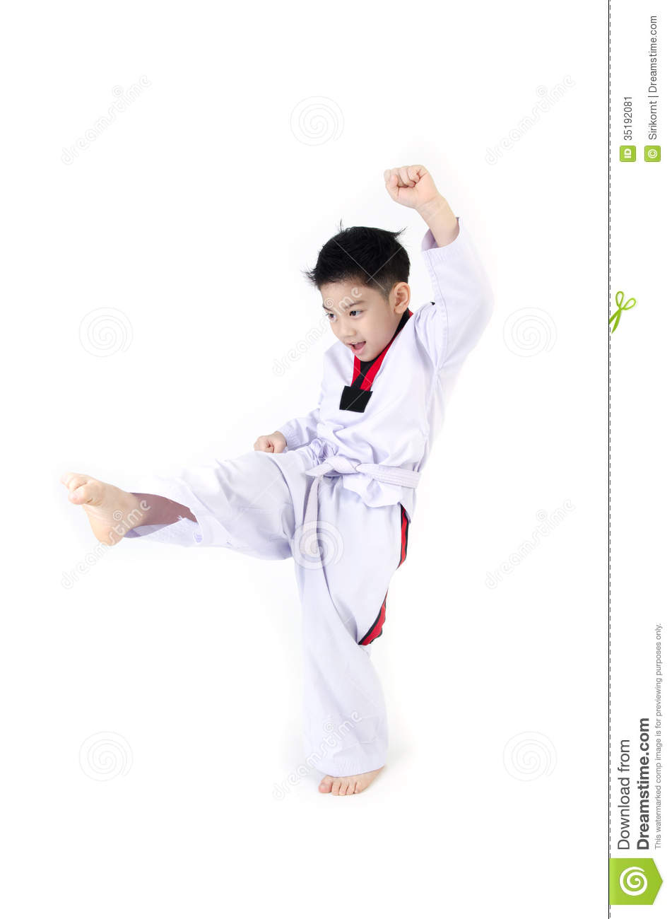 cute japanese boy in action