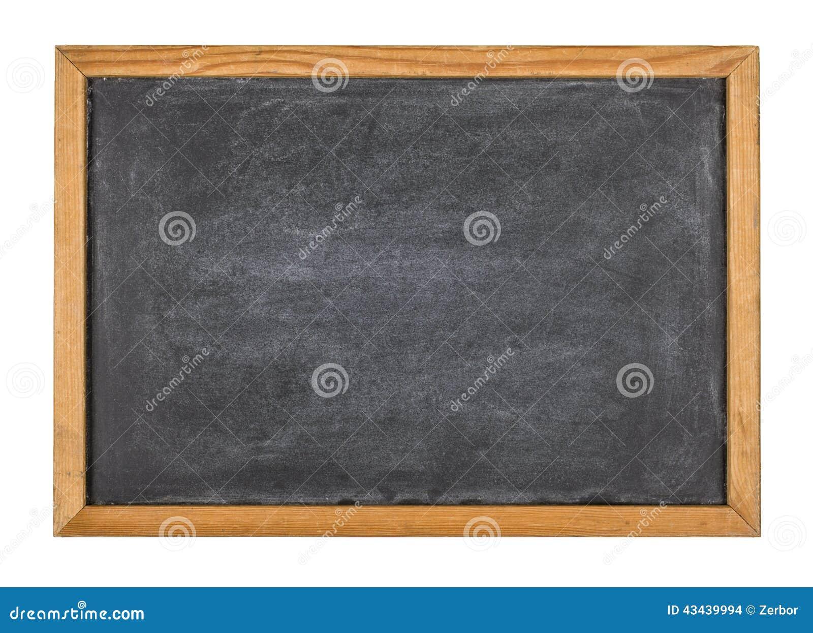 tafel mit einem holzrahmen stockfoto bild von tafel 43439994. Black Bedroom Furniture Sets. Home Design Ideas