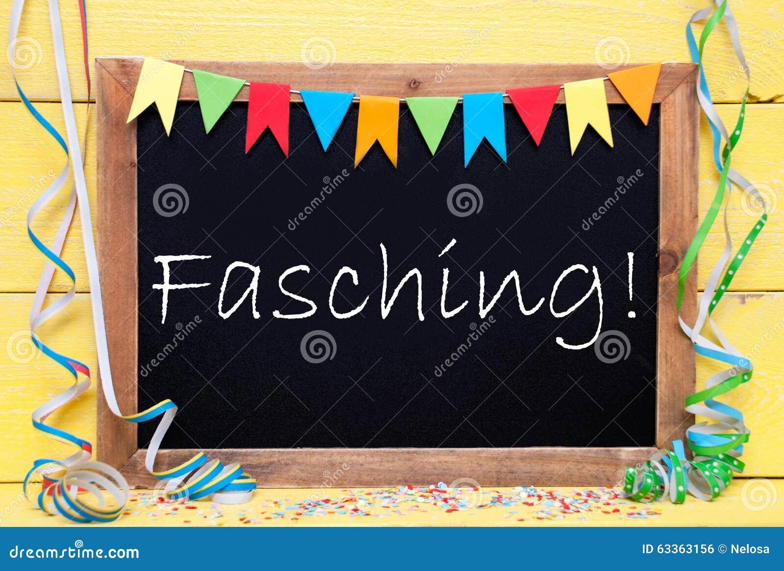 Tafel mit partei dekoration text fasching bedeutet for Dekoration karneval