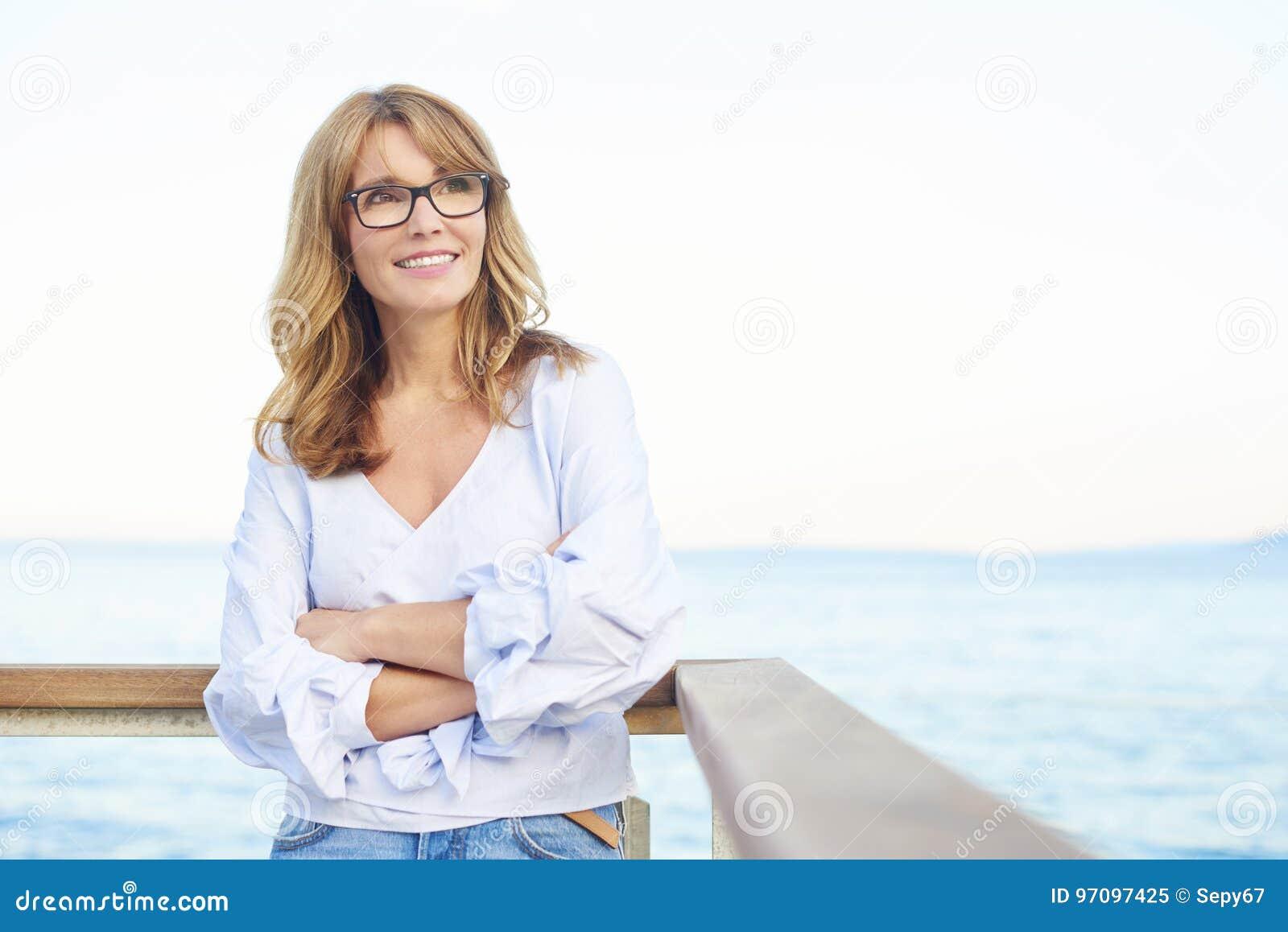 Tag, der in dem Meer träumt