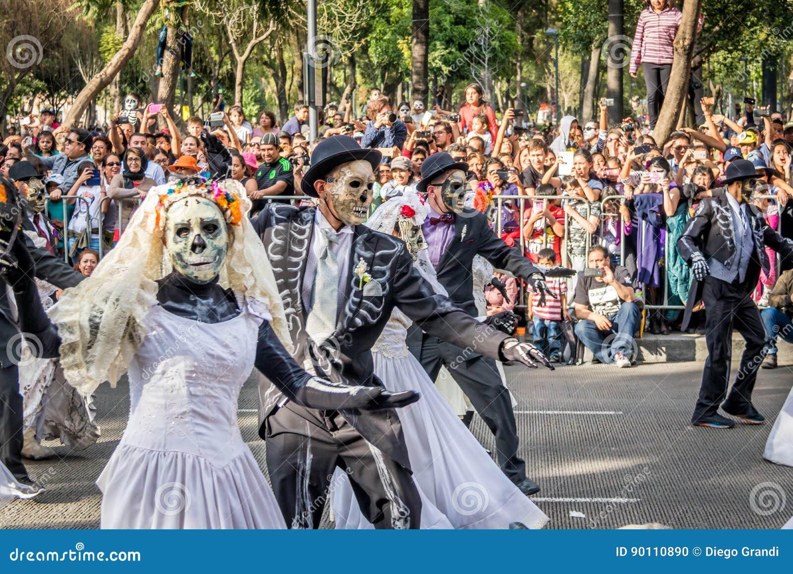 feier der toten mexiko