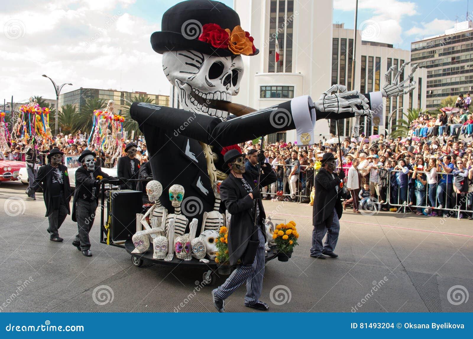fest der toten mexiko