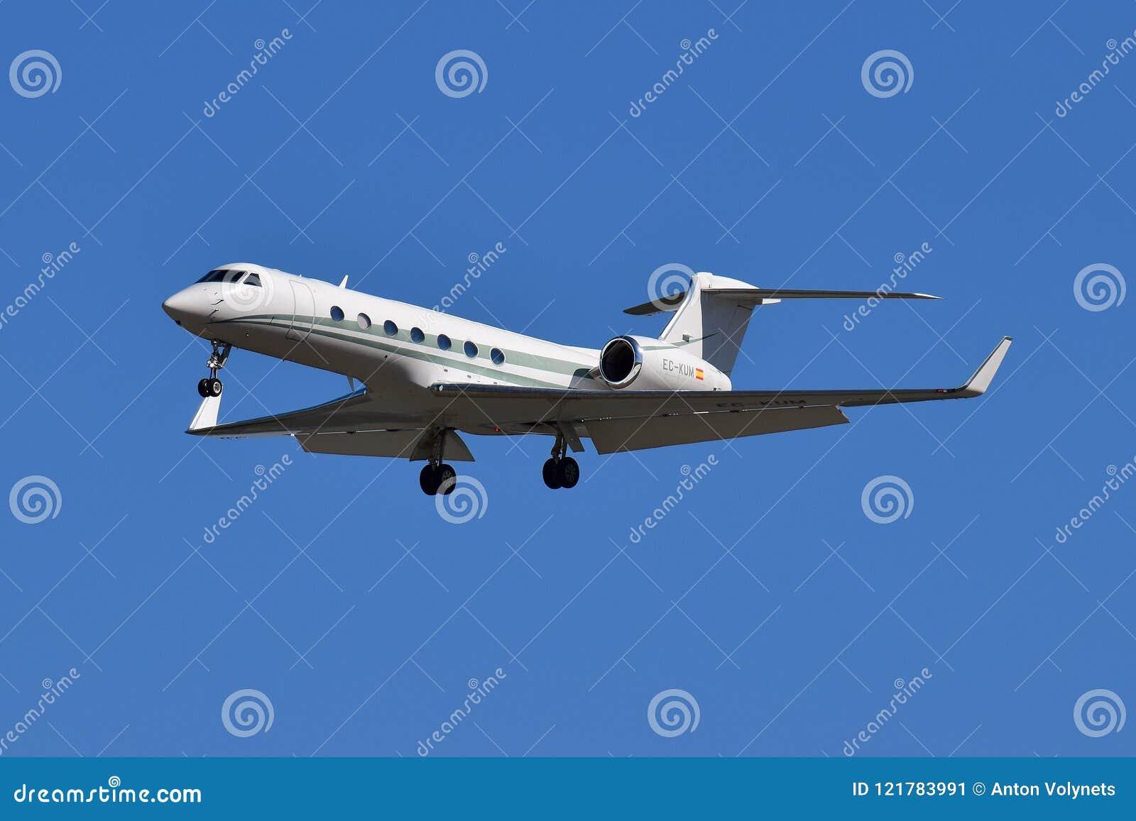 TAG Luftfahrt Gulfstream G550