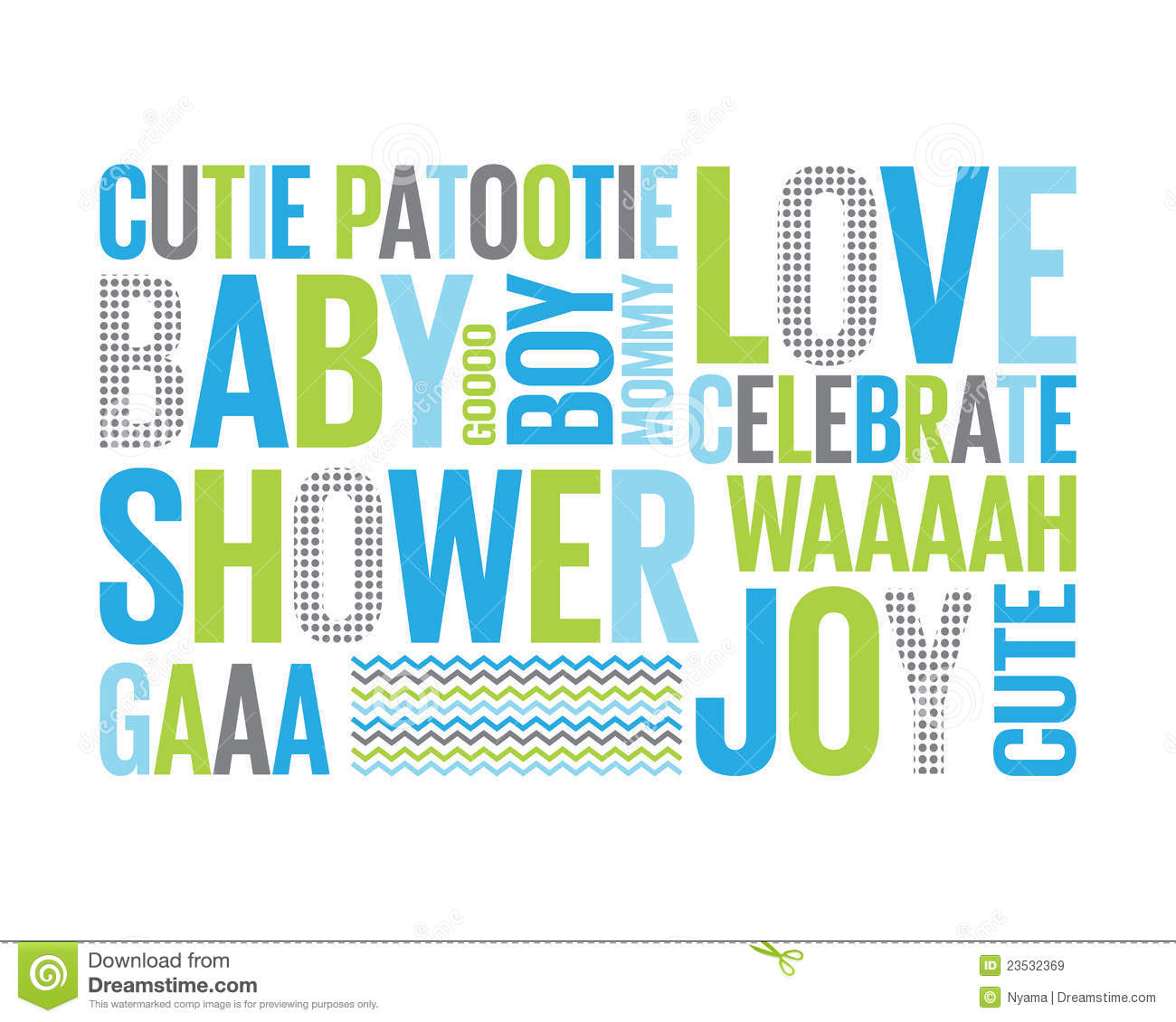 Awesome A Tagcloud: Baby Shower For A Boy