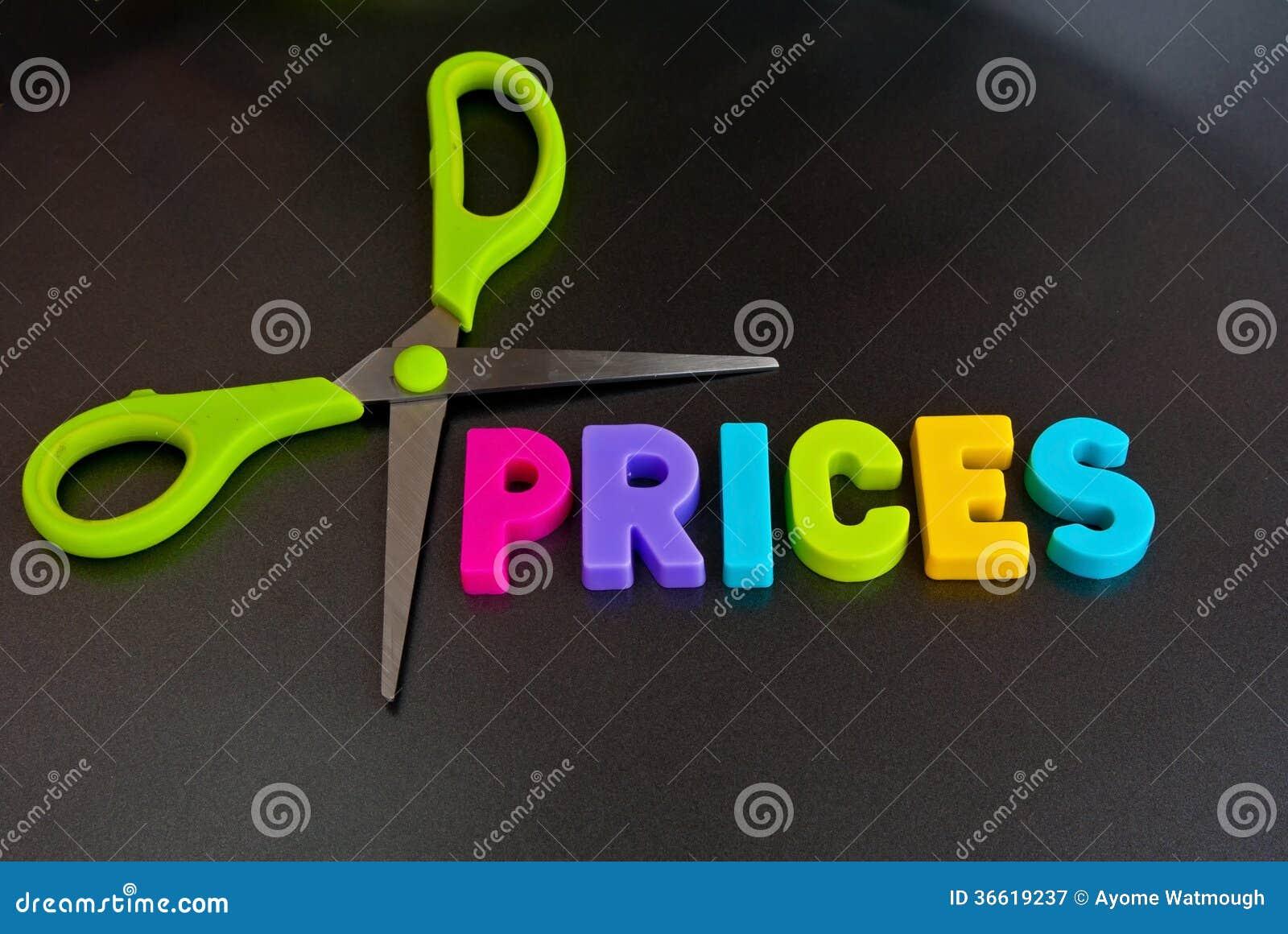 Tagli i prezzi